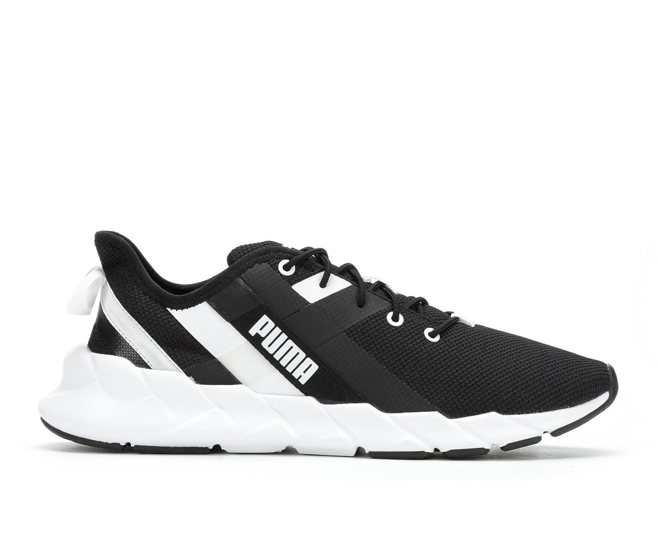 Puma Weave XT Women's Athletic Shoe (Black)
