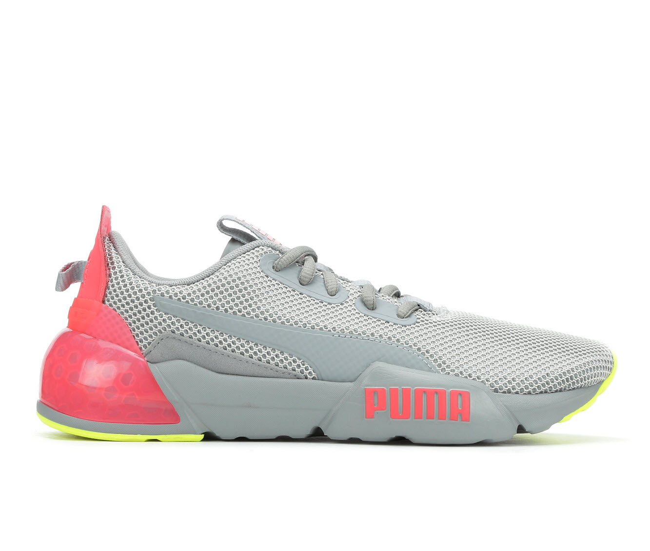 Puma Cell Phase Women's Athletic Shoe (Gray)