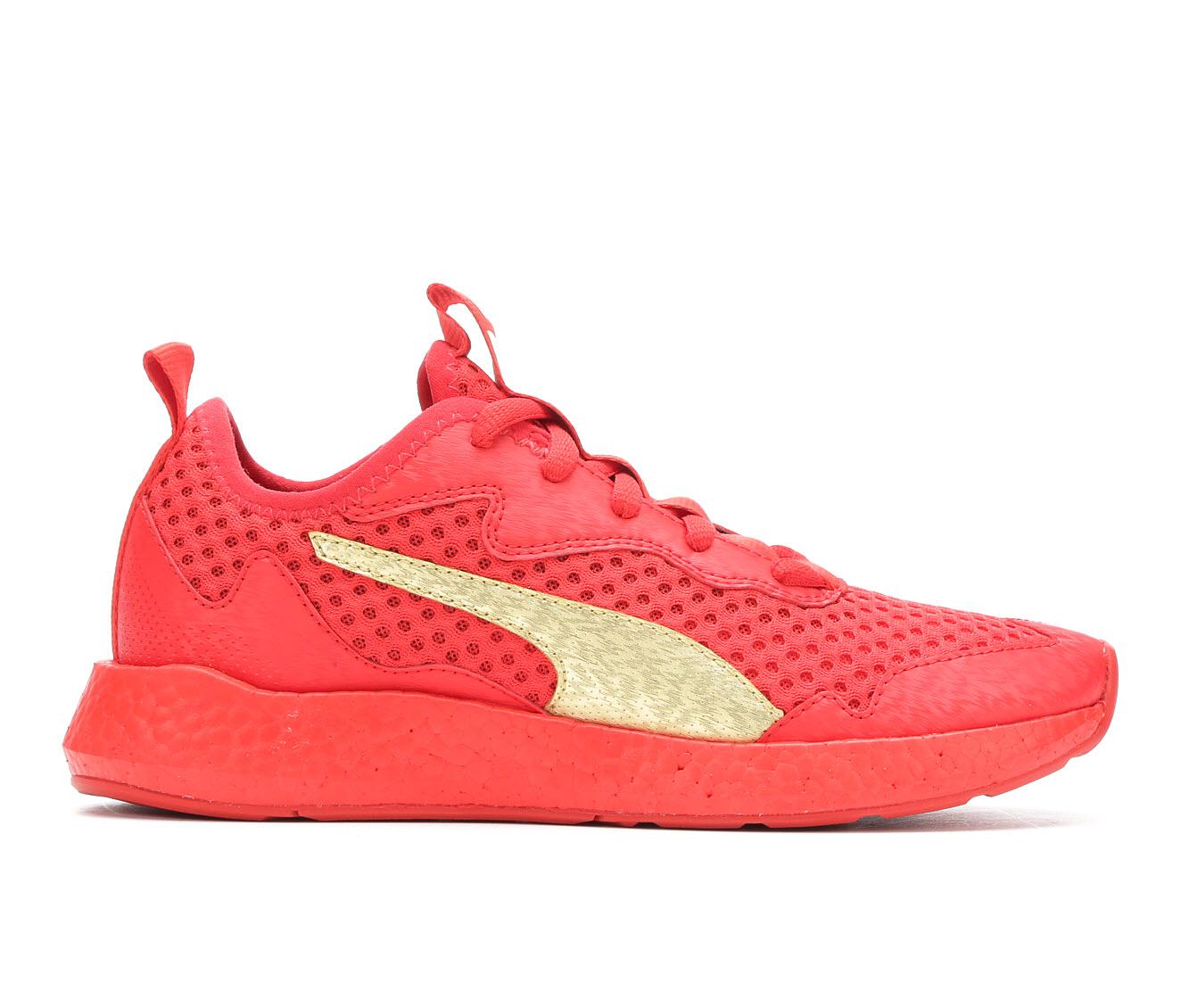 Puma NRGY Neko Skim Metallic Women's Athletic Shoe (Red)
