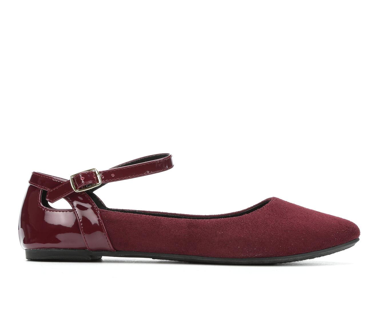 Y-Not Calgon Women's Shoe (Red Canvas)
