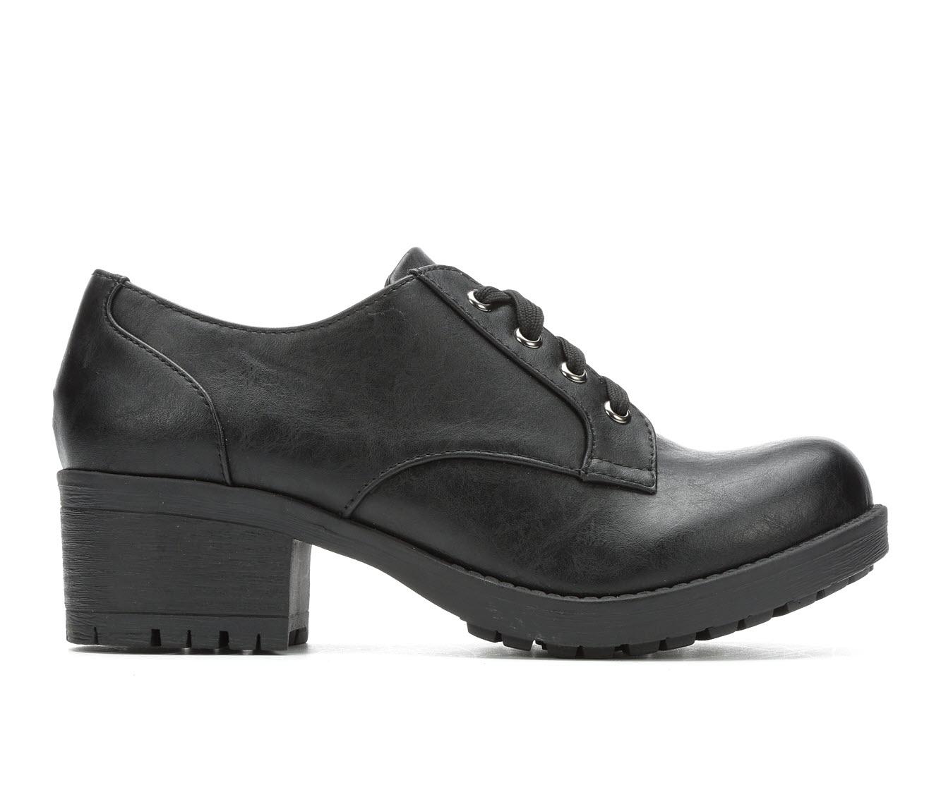 Unr8ed Pixie Women's Shoe (Black Faux Leather)