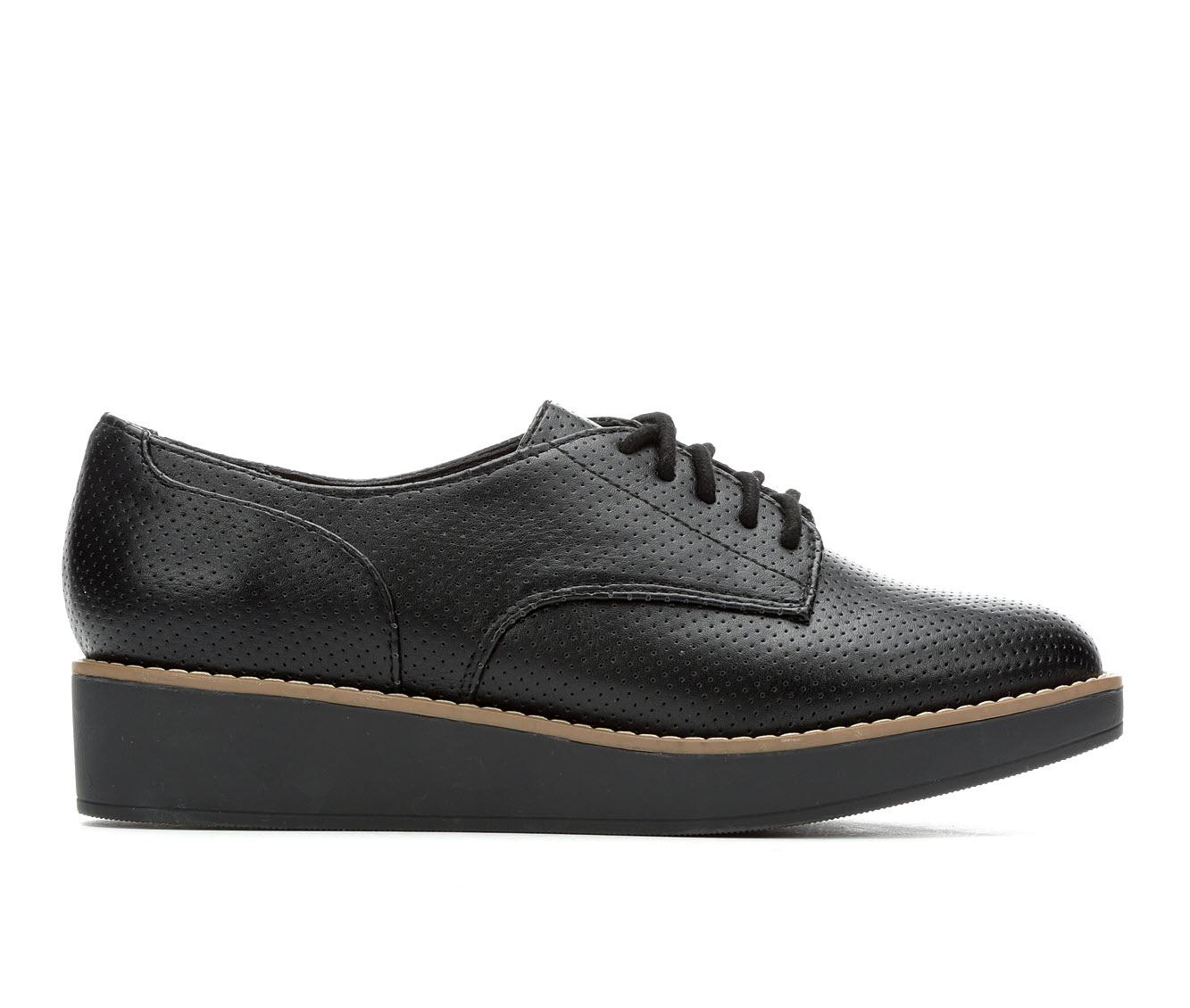 Y-Not Amiee Women's Shoe (Black Faux Leather)
