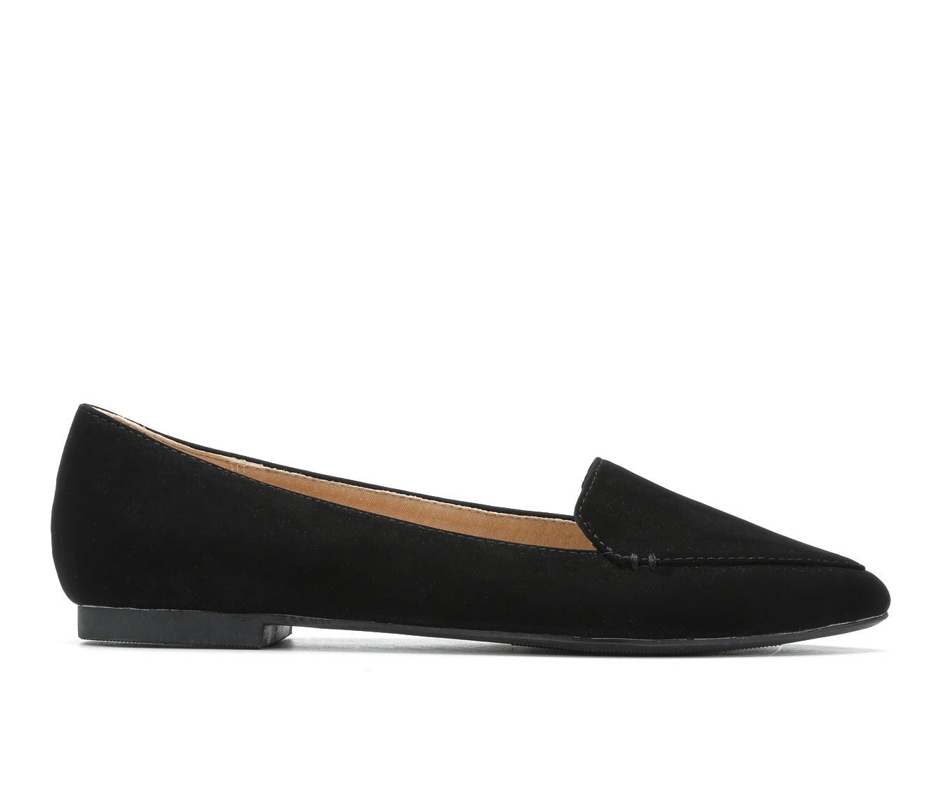 Y-Not Star Women's Shoe (Black Canvas)