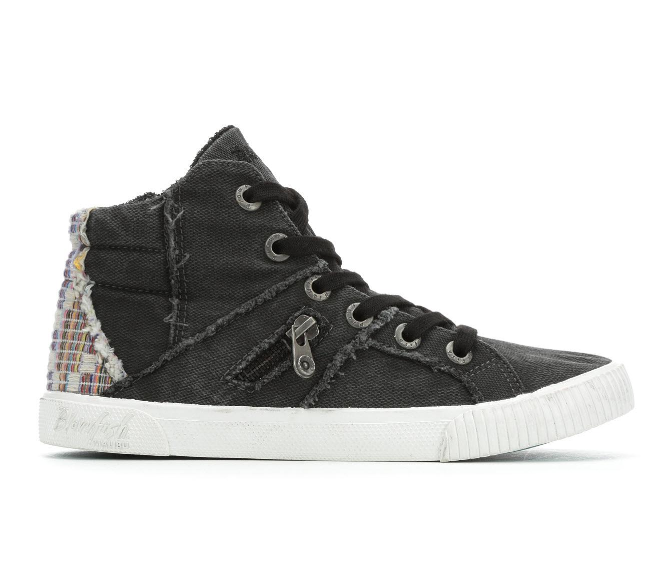 Blowfish Malibu Fruitcake Women's Shoe (Black Canvas)