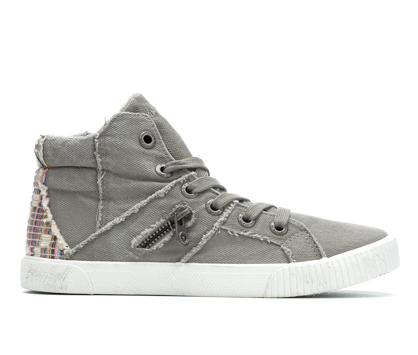 Blowfish Malibu Fruitcake Women's Shoe (Gray Canvas)
