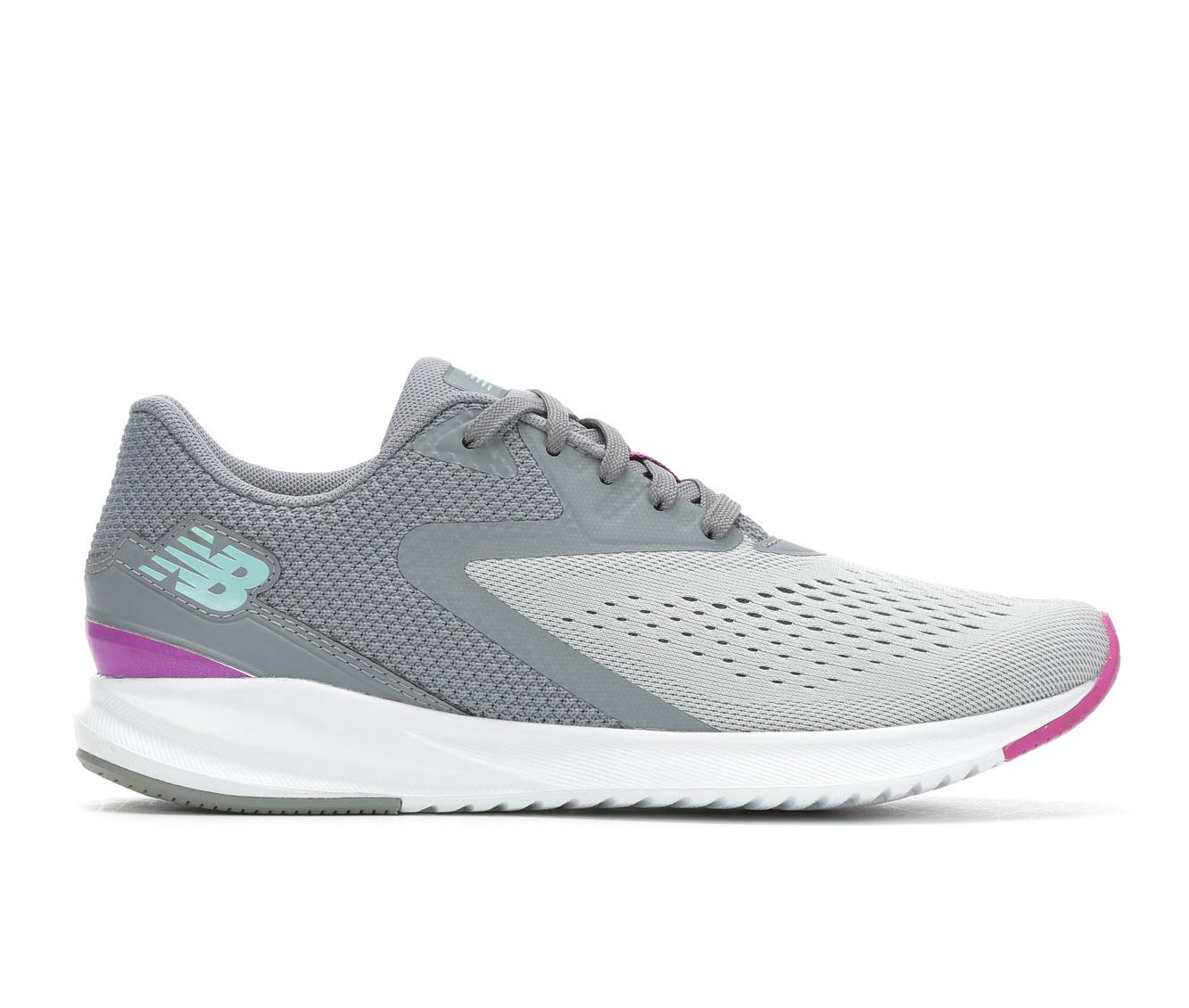 New Balance Vizo Pro Run Women's Athletic Shoe (Gray)