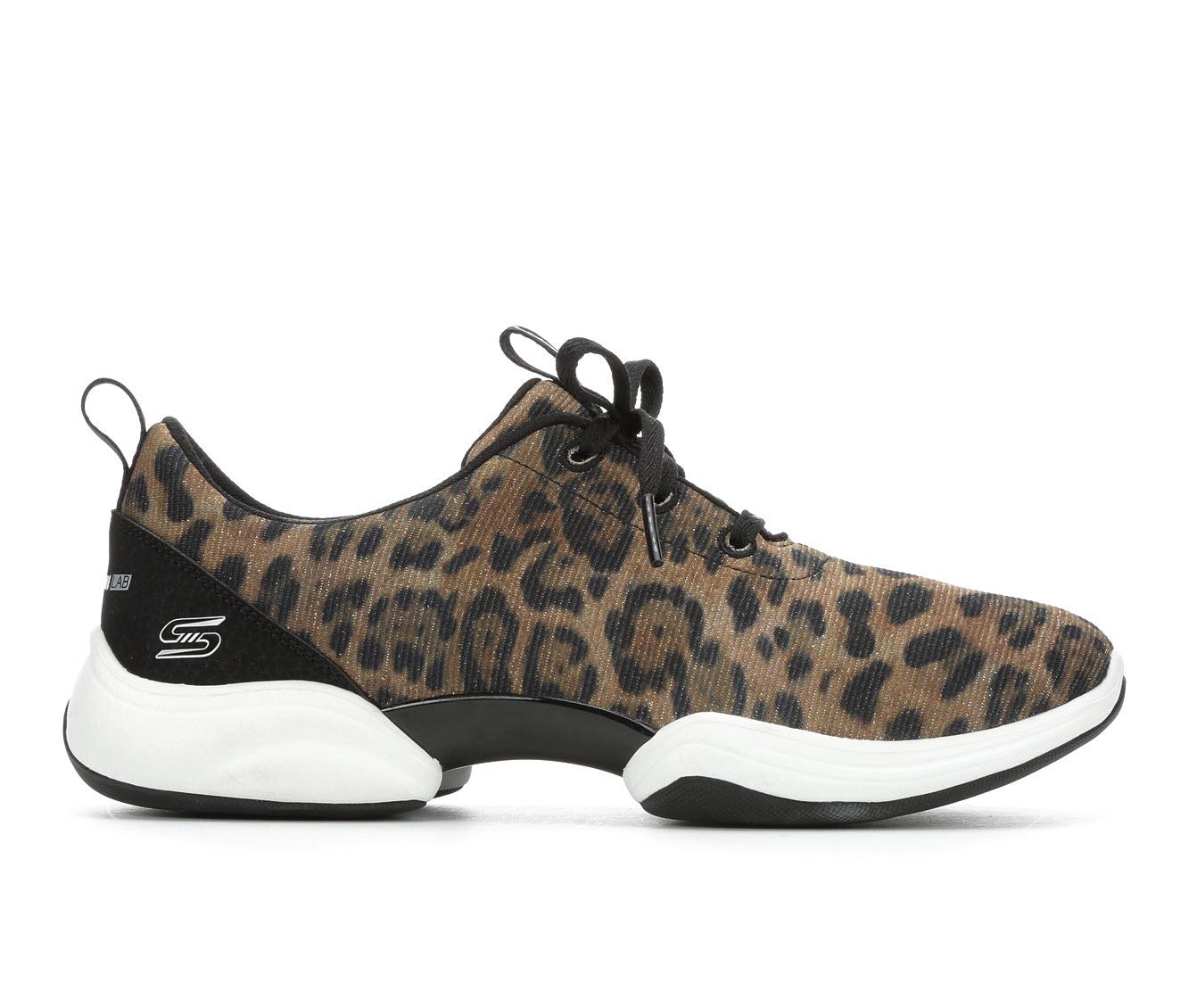 Skechers Skech-Lab 23385 Women's Shoe (Brown Canvas)