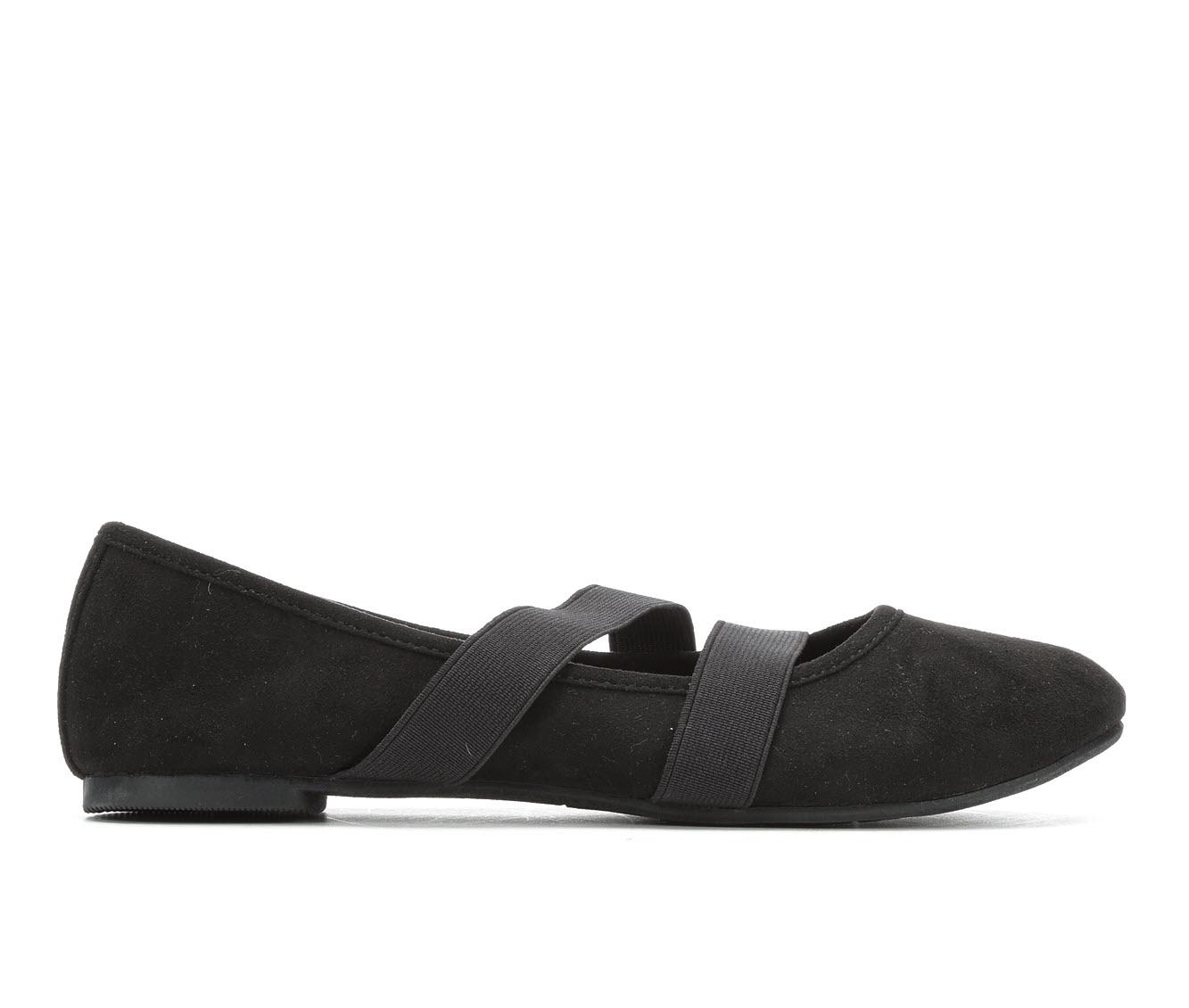 Y-Not Claudia Women's Shoe (Black Canvas)