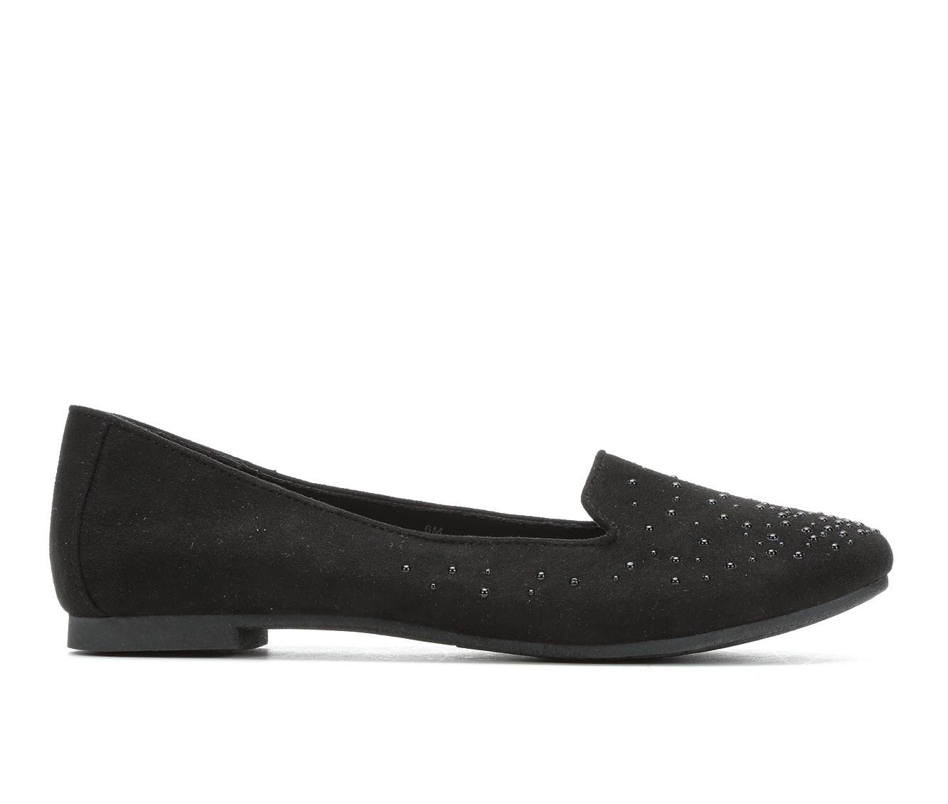 Y-Not Hillary Women's Shoe (Black Canvas)