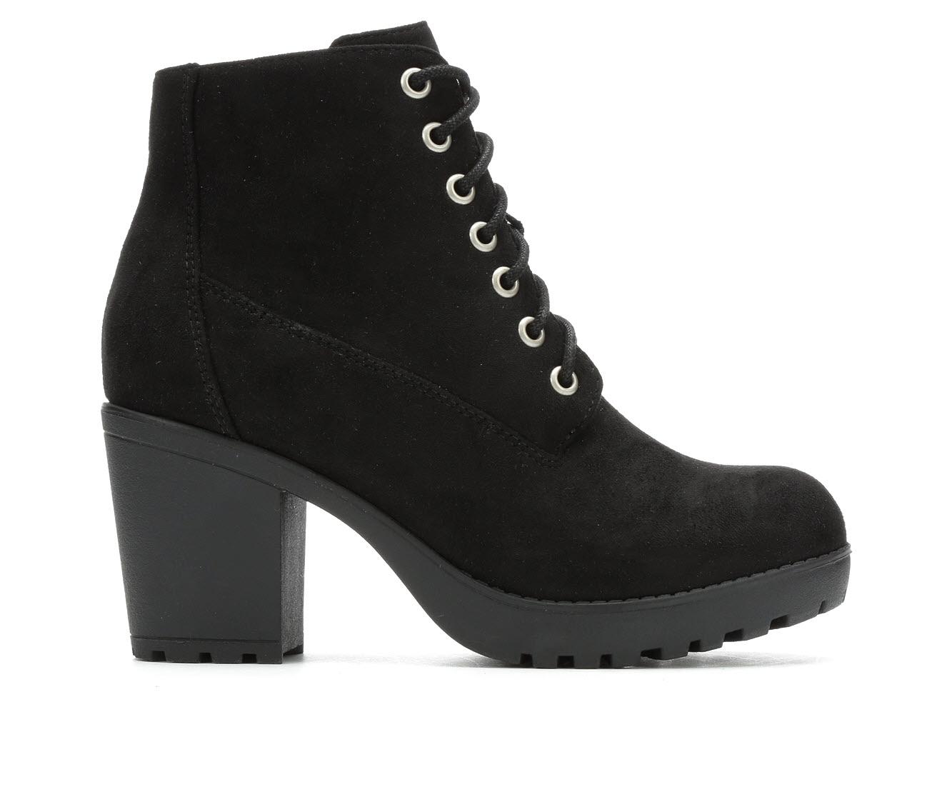 Unr8ed Second Women's Boots (Black - Canvas)
