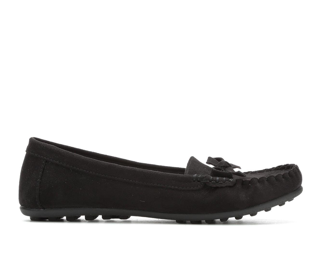 Y-Not Megan Women's Shoe (Black Canvas)