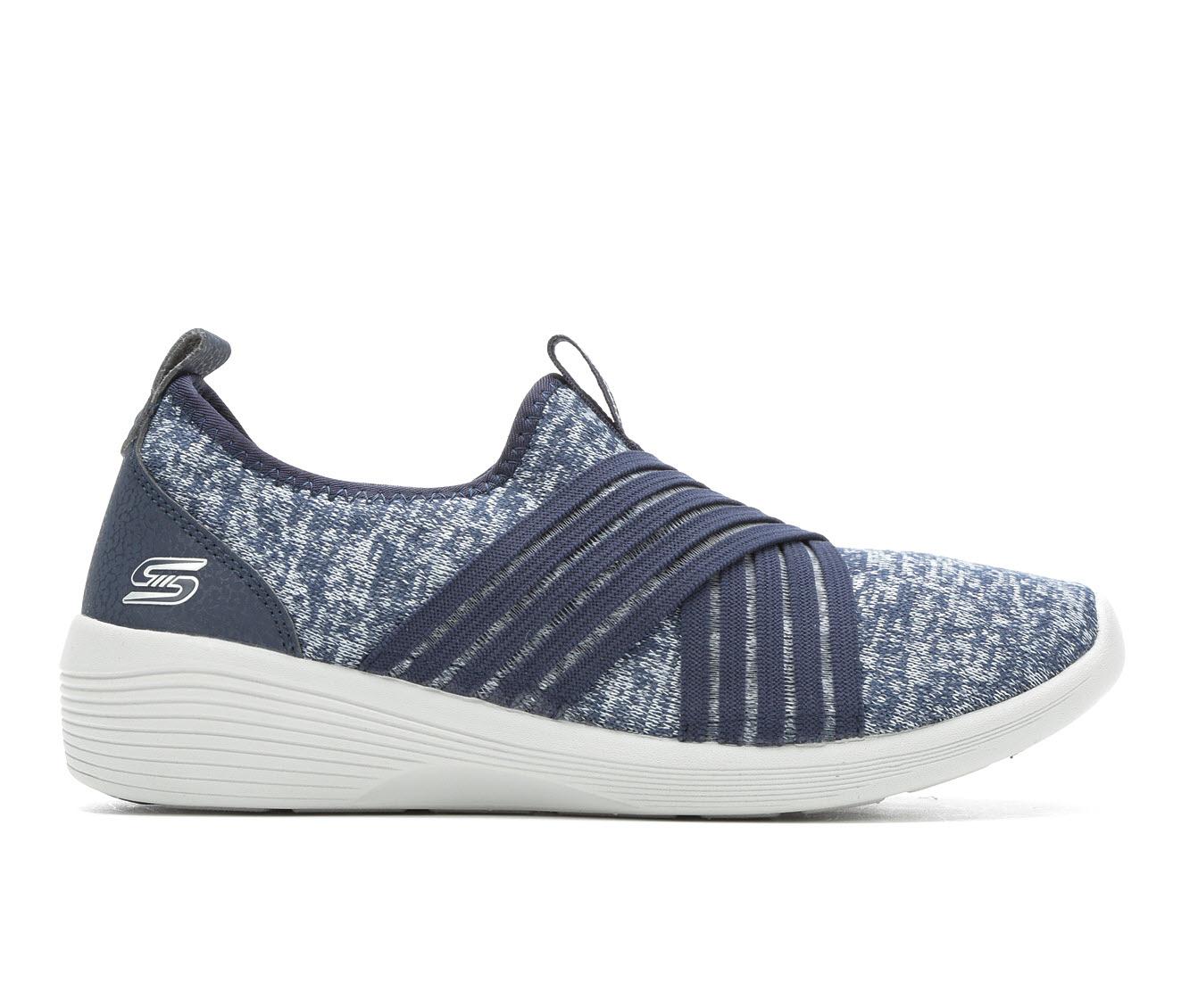 Skechers Crossfire 23764 Women's Shoe (Blue Canvas)