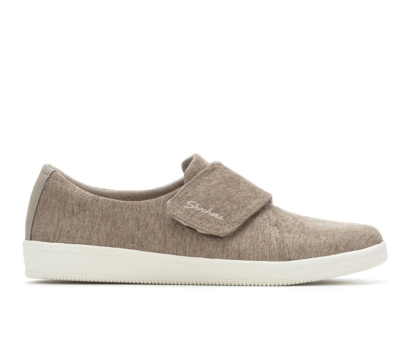 Skechers Distinctively 27114 Women's Shoe (Brown Canvas)