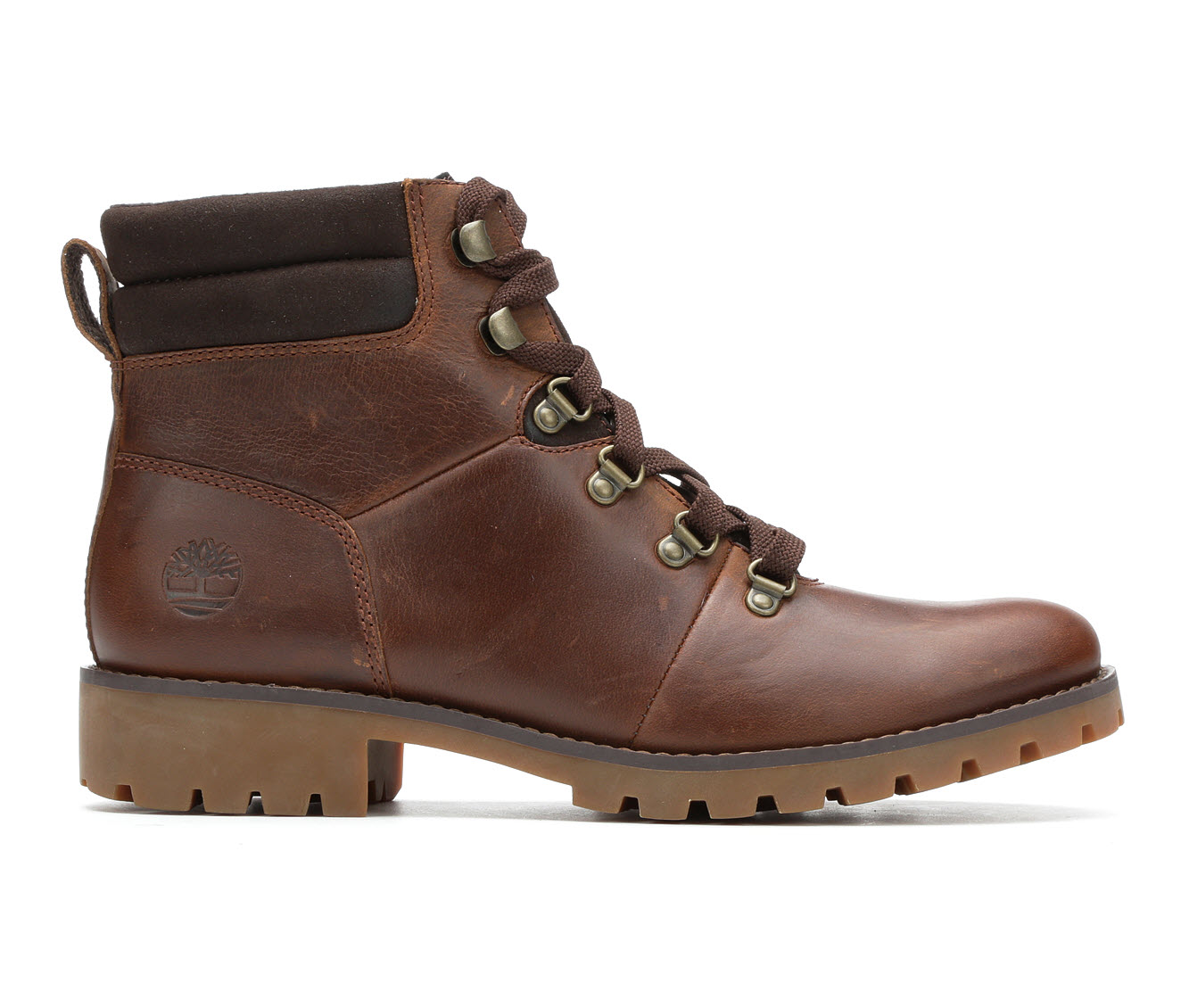 Timberland Ellendale Hiker Women's Boots (Brown - Leather)