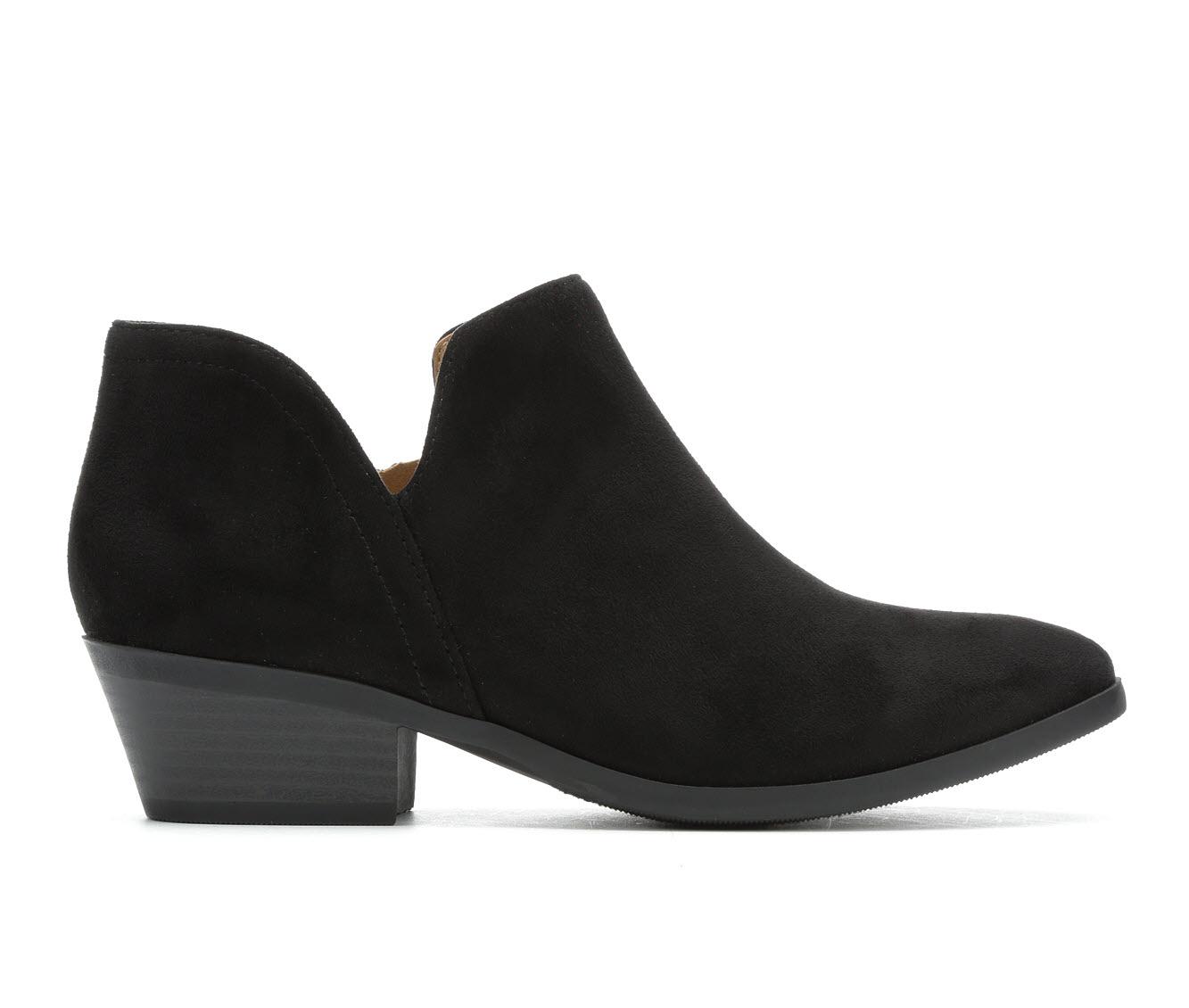 Unr8ed Magic Women's Boots (Black - Canvas)