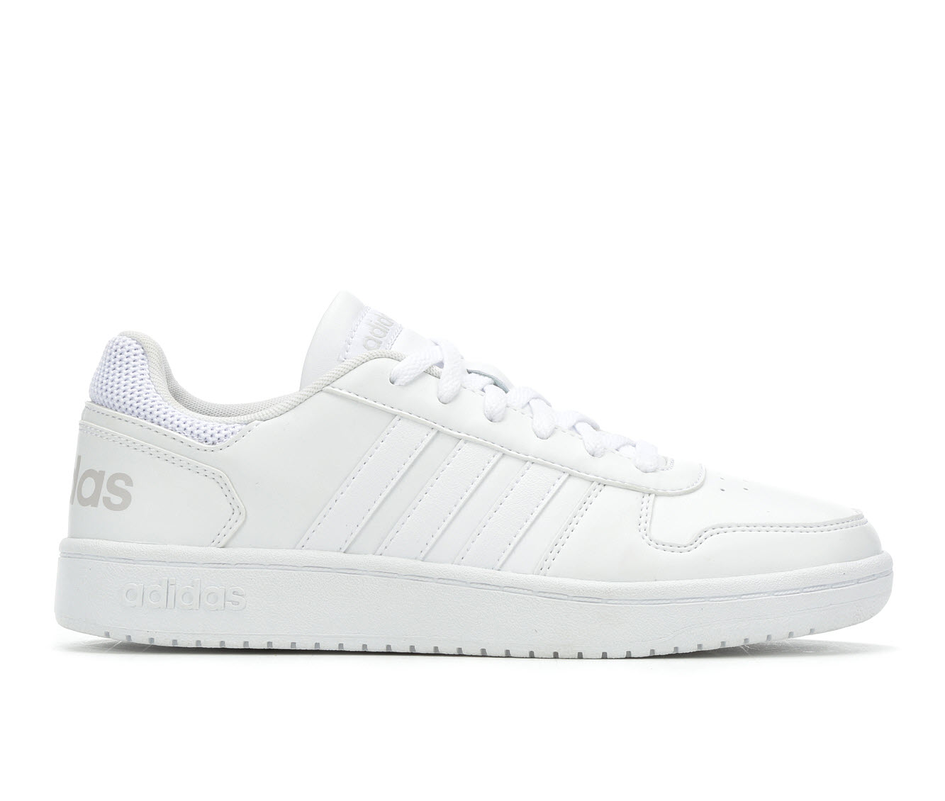 Adidas Hoops 2.0 Women's Athletic Shoe (White)