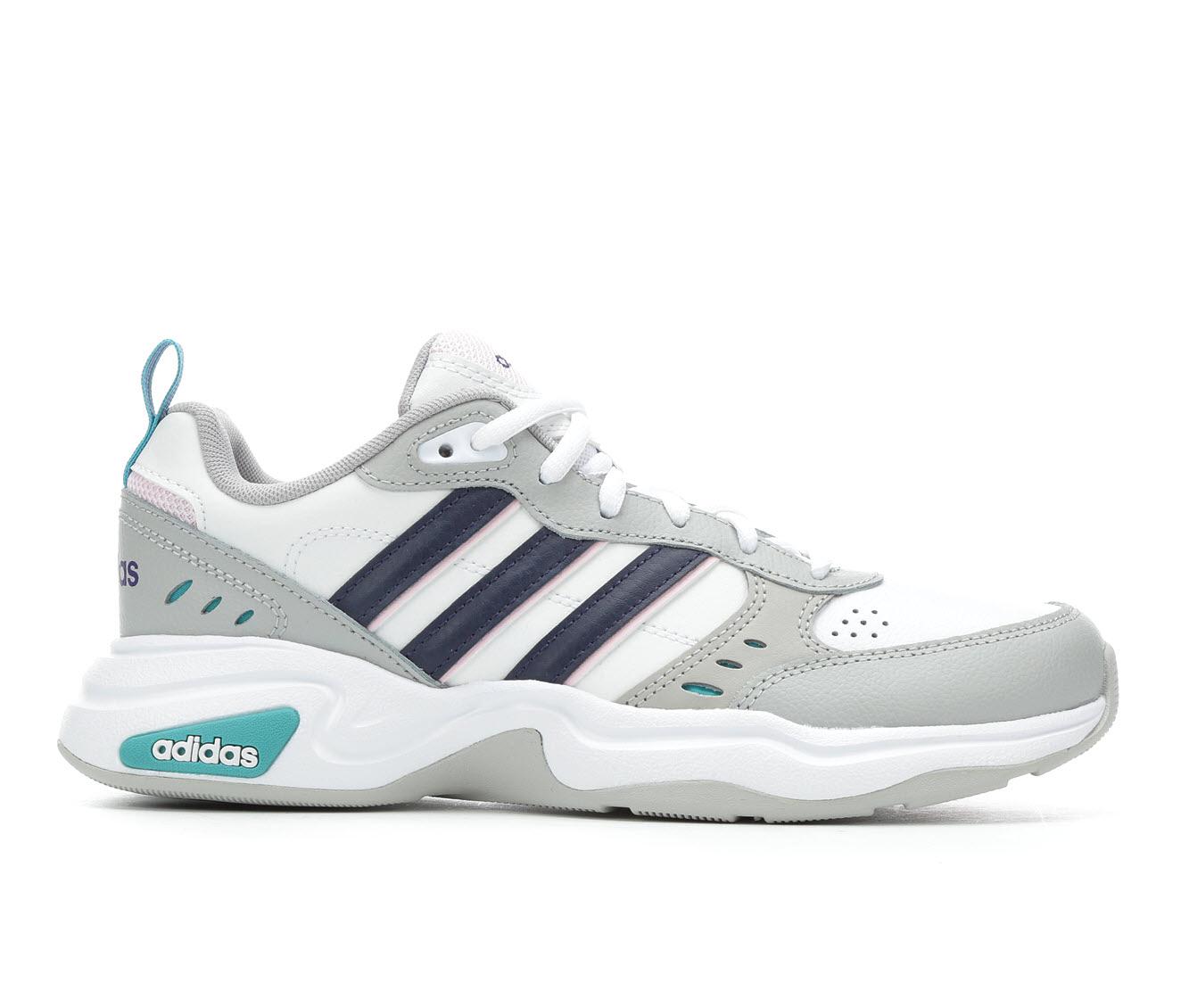 Adidas Strutter Women's Athletic Shoe (White)