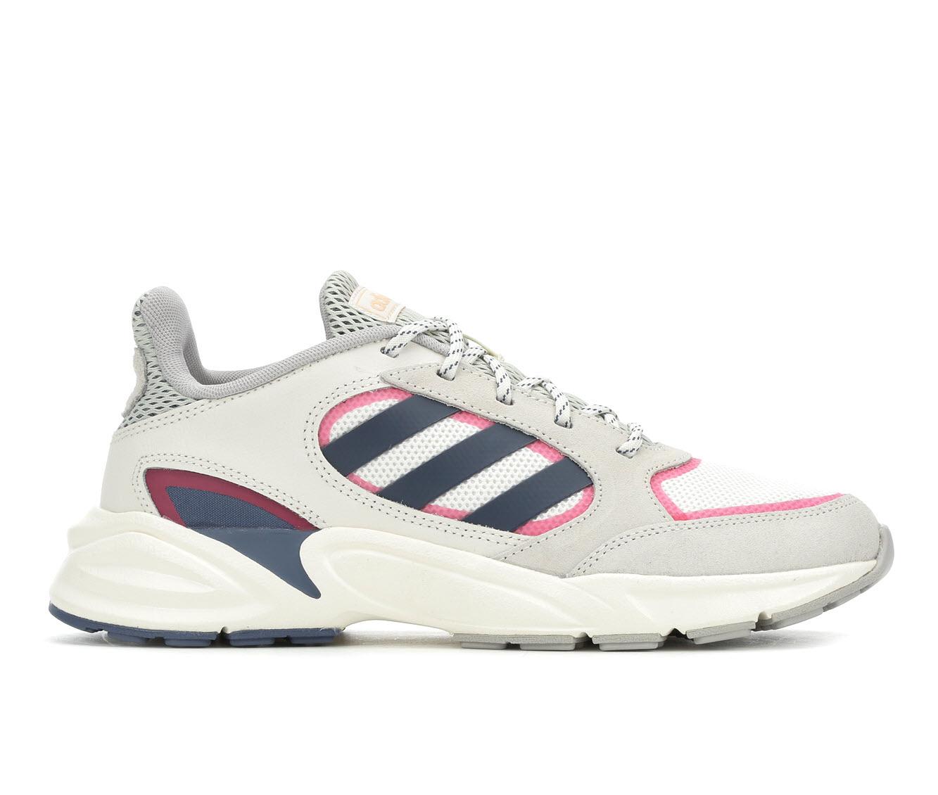 Adidas 90S Valasion Women's Athletic Shoe (White)