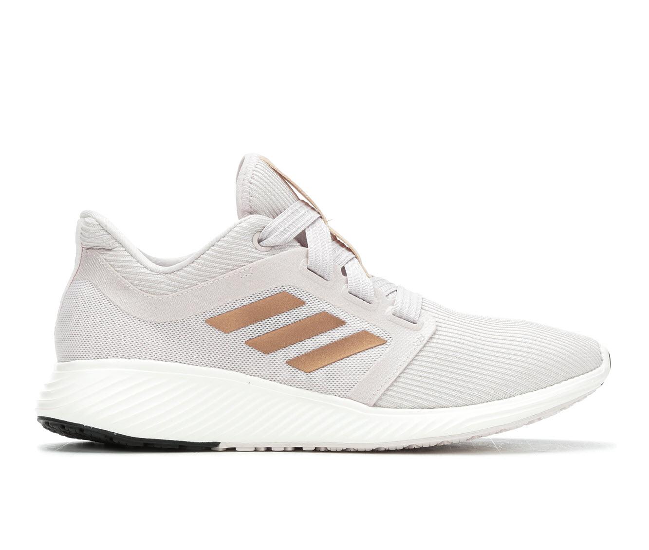 Adidas Edge Lux 3 Women's Athletic Shoe (Beige)