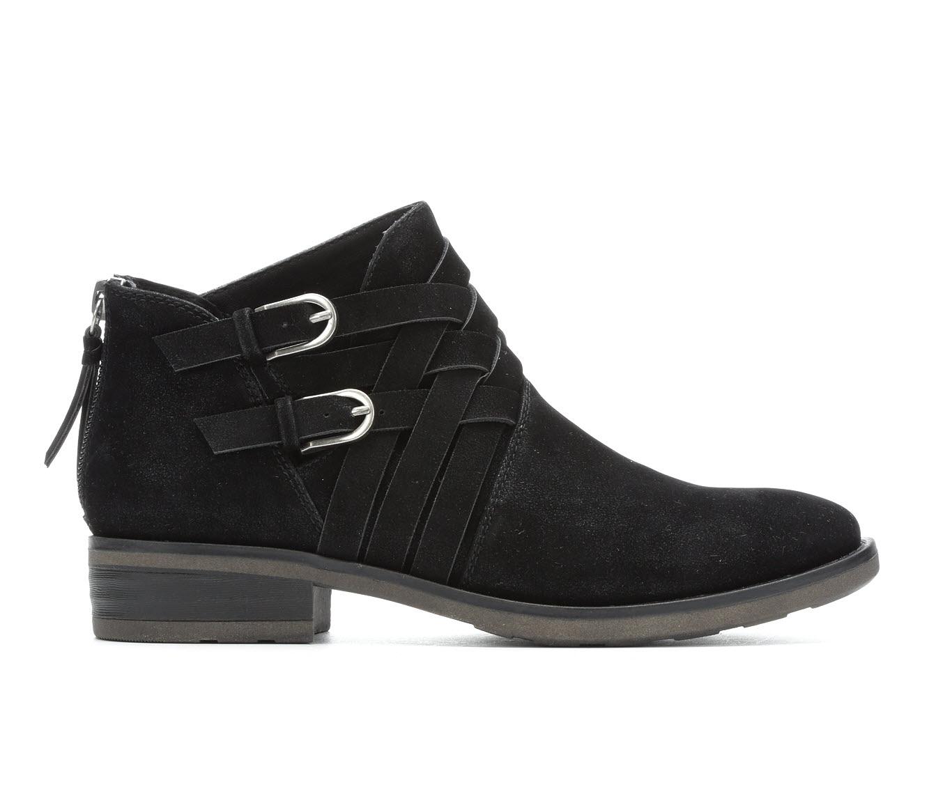 Baretraps Atticus Women's Boot (Black Faux Leather)