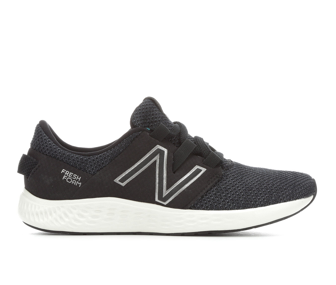 New Balance Fresh Foam Vero Racer Women's Athletic Shoe (Black)