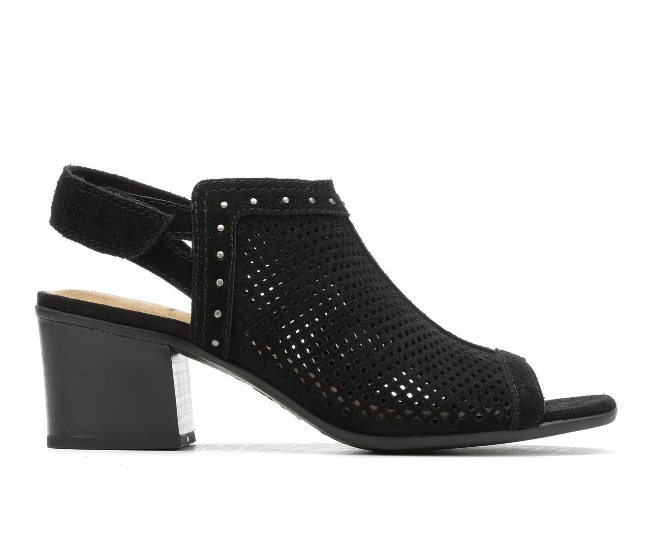 Vintage 7 Eight Lacy Women's Dress Shoe (Black Suede)