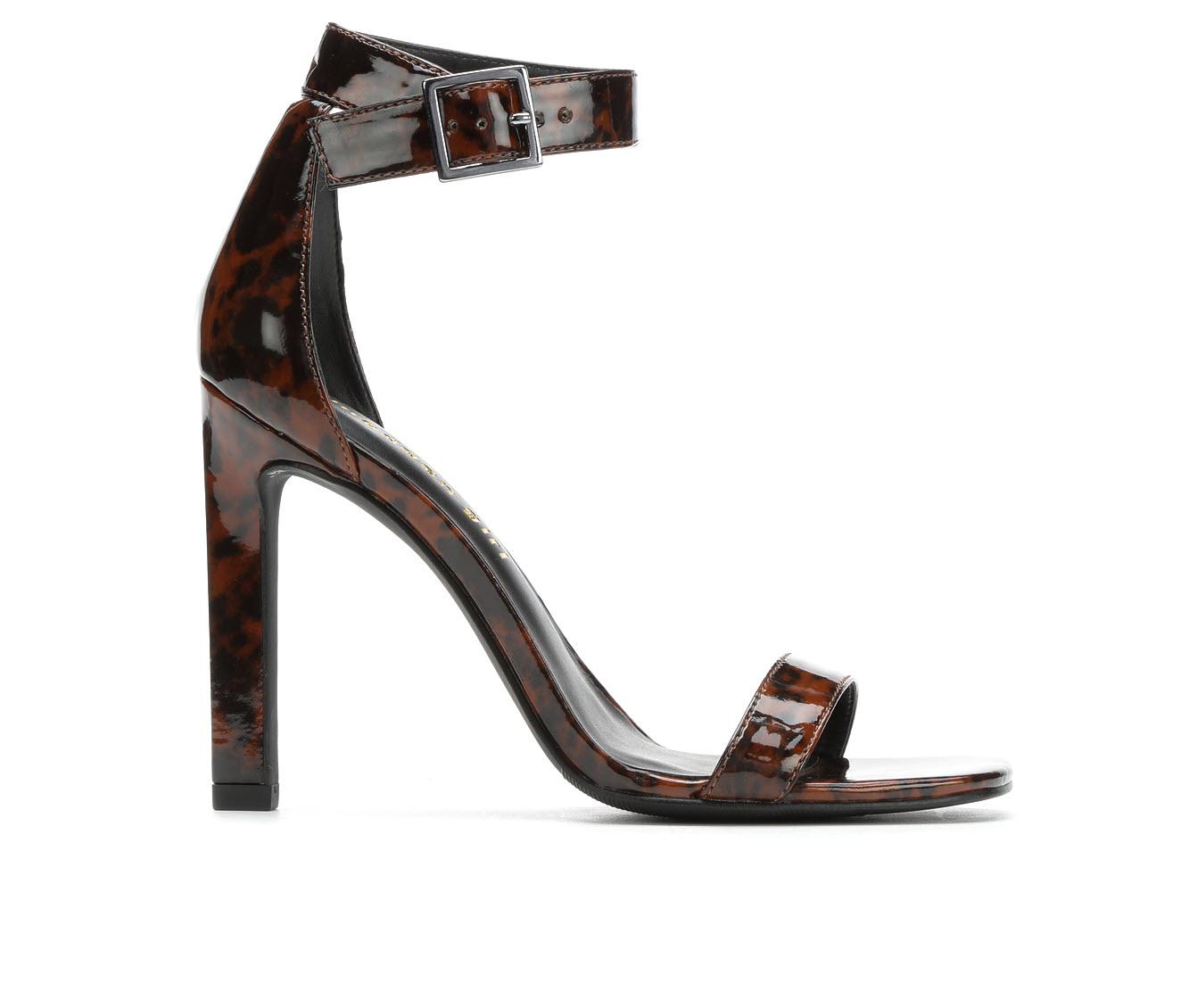 Madden Girl Ara Women's Dress Shoe (Brown Faux Leather)