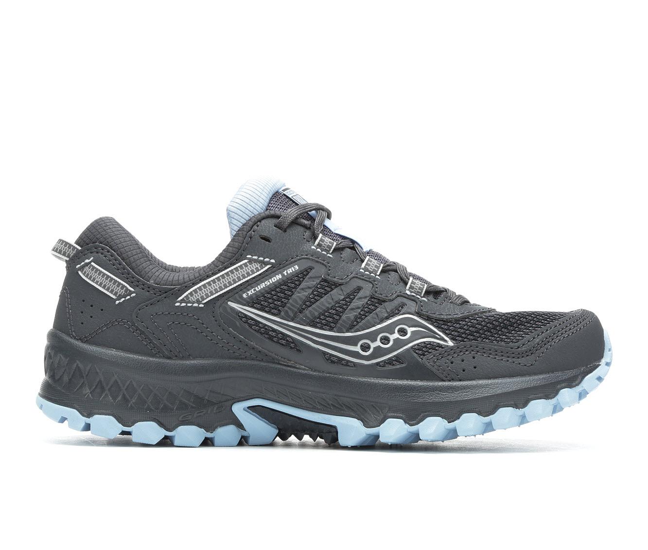 Saucony Excursion TR 13 Women's Athletic Shoe (Black)