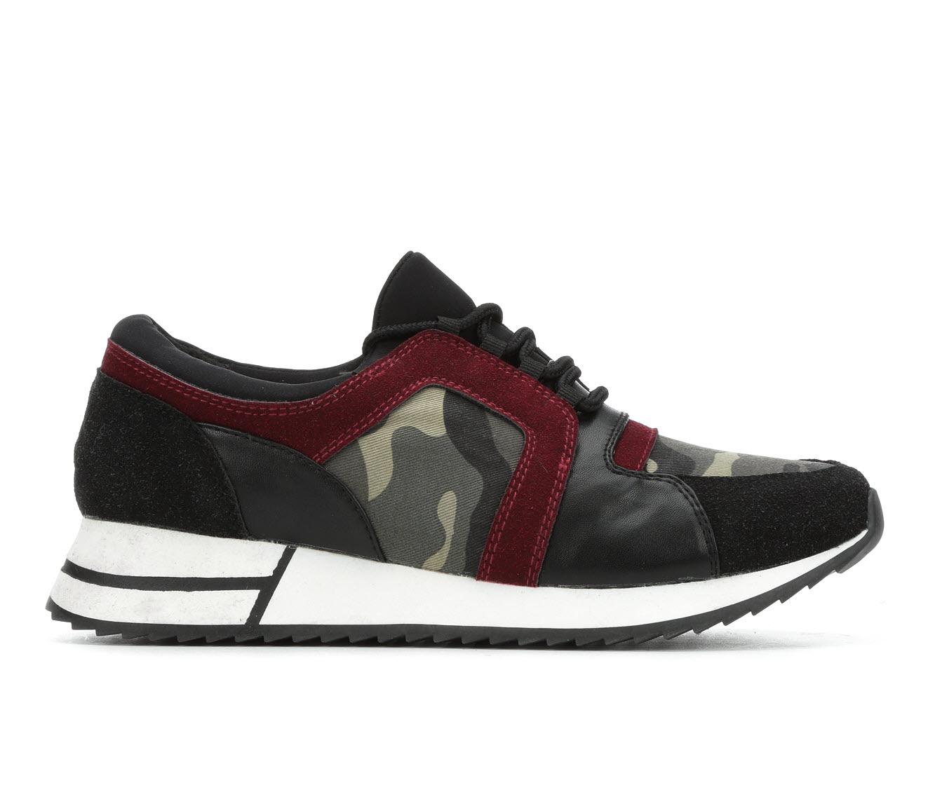 Unr8ed Meme Women's Shoe (Multi-color Faux Leather)