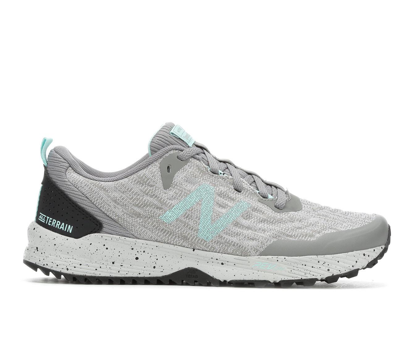 New Balance NITRELV3 Women's Athletic Shoe (Gray)