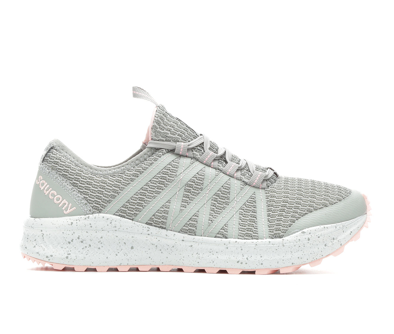 Saucony Shift Women's Athletic Shoe (Gray)