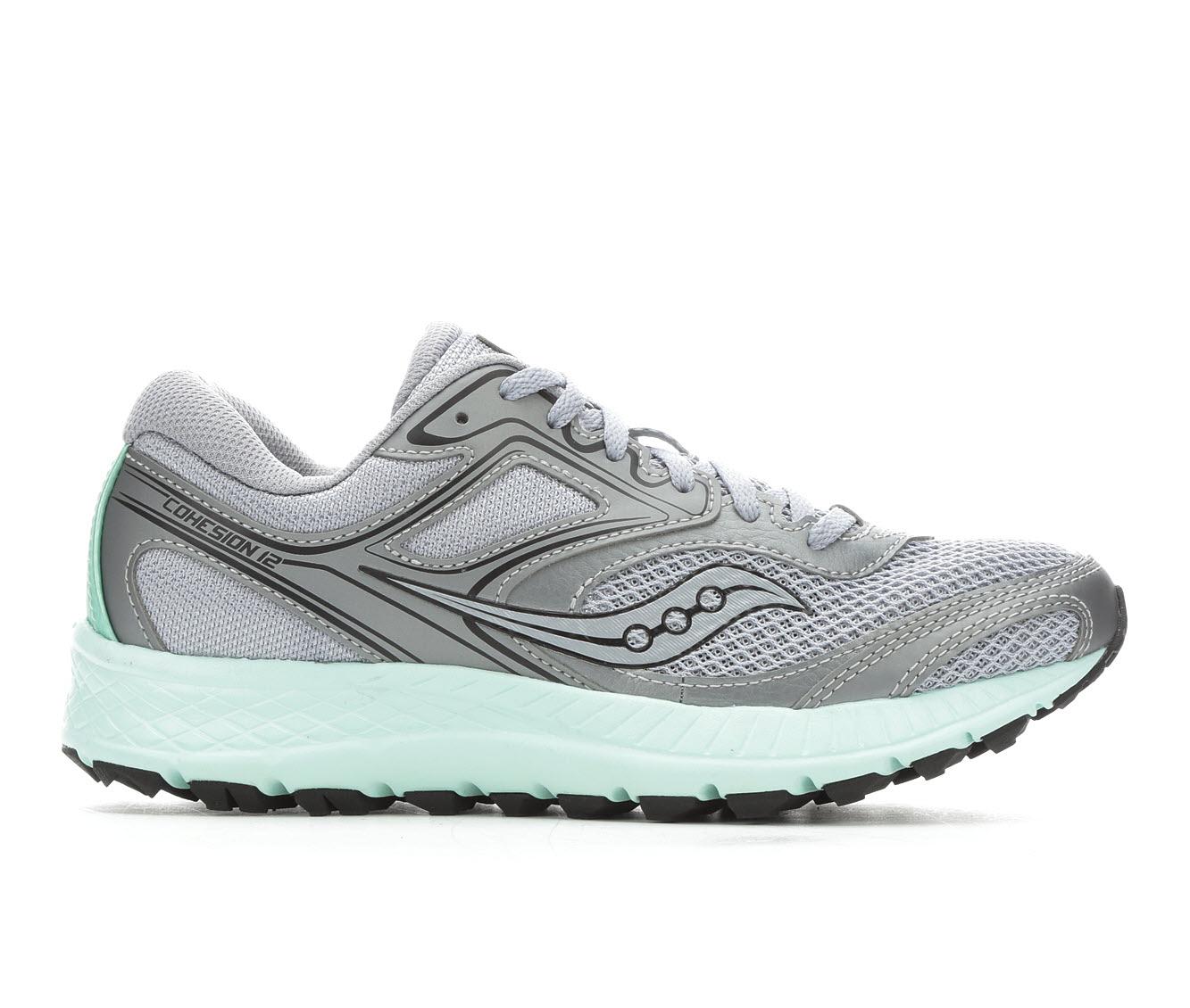 Saucony Cohesion TR 12 Women's Athletic Shoe (Gray)