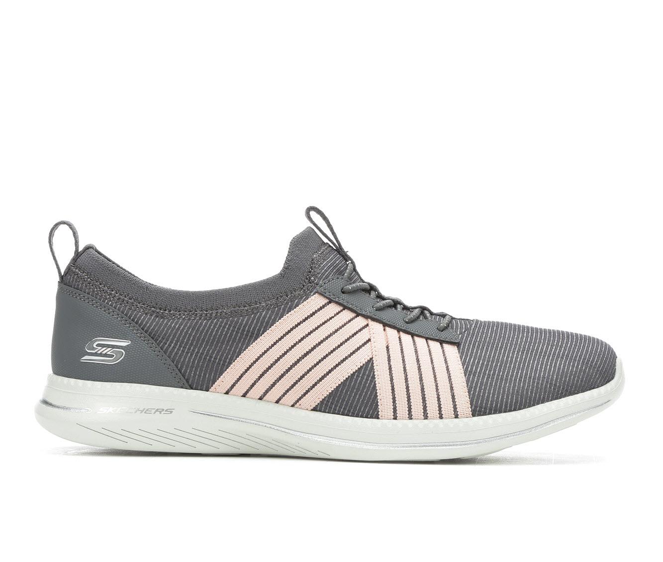 Skechers City Pro 23748 Women's Athletic Shoe (Gray)