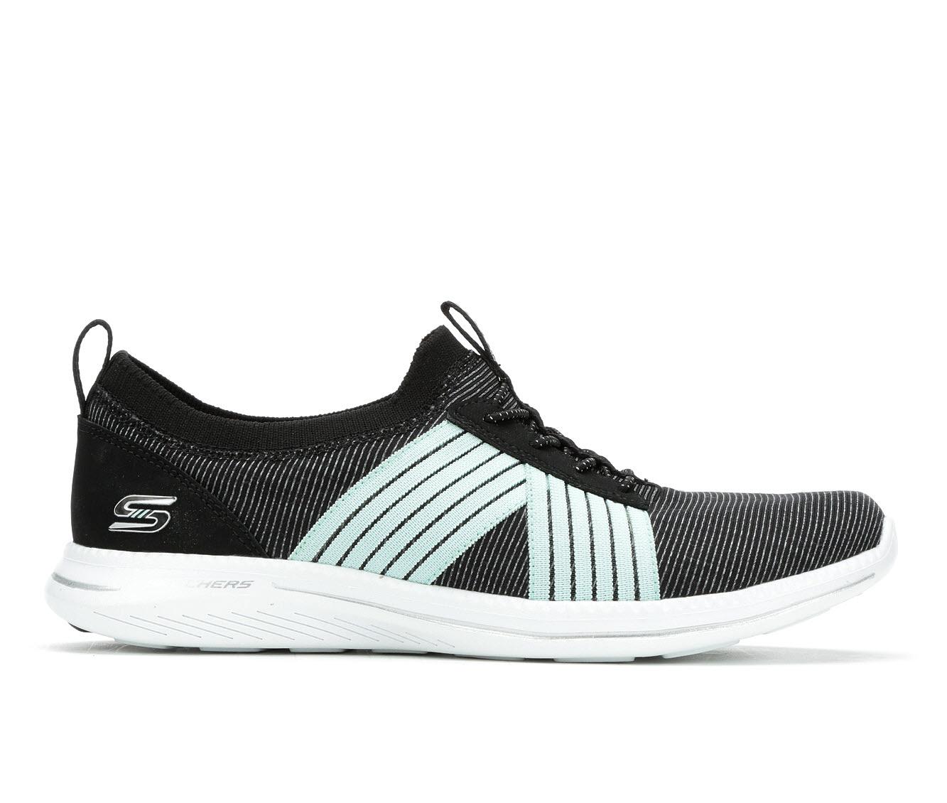 Skechers City Pro 23748 Women's Athletic Shoe (Black)
