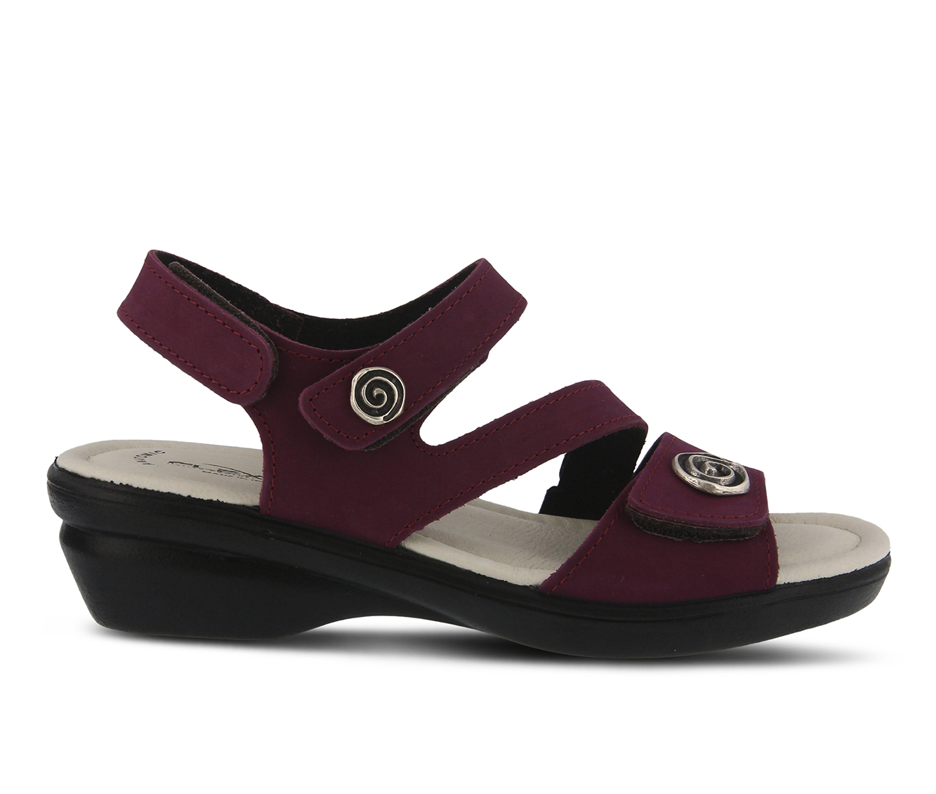 Flexus Safa Women's Sandal (Purple Leather)