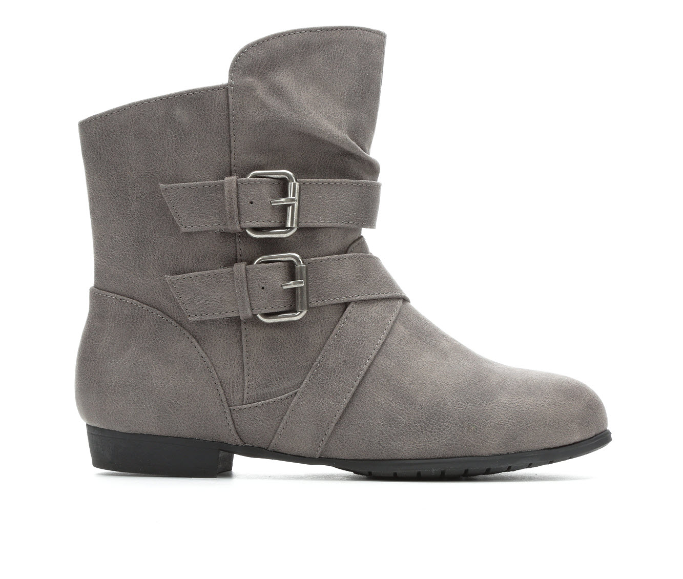 Rampage Bayview Women's Boot (Gray Canvas)