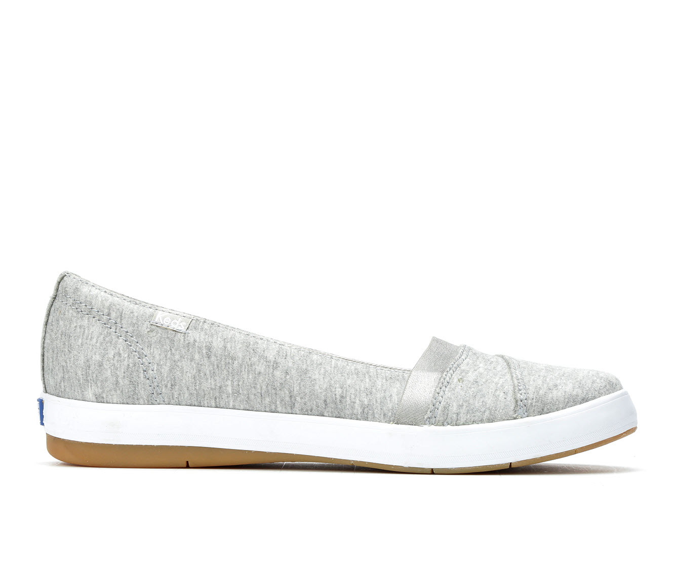Keds Carmel Jersey Women's Shoe (Gray Canvas)