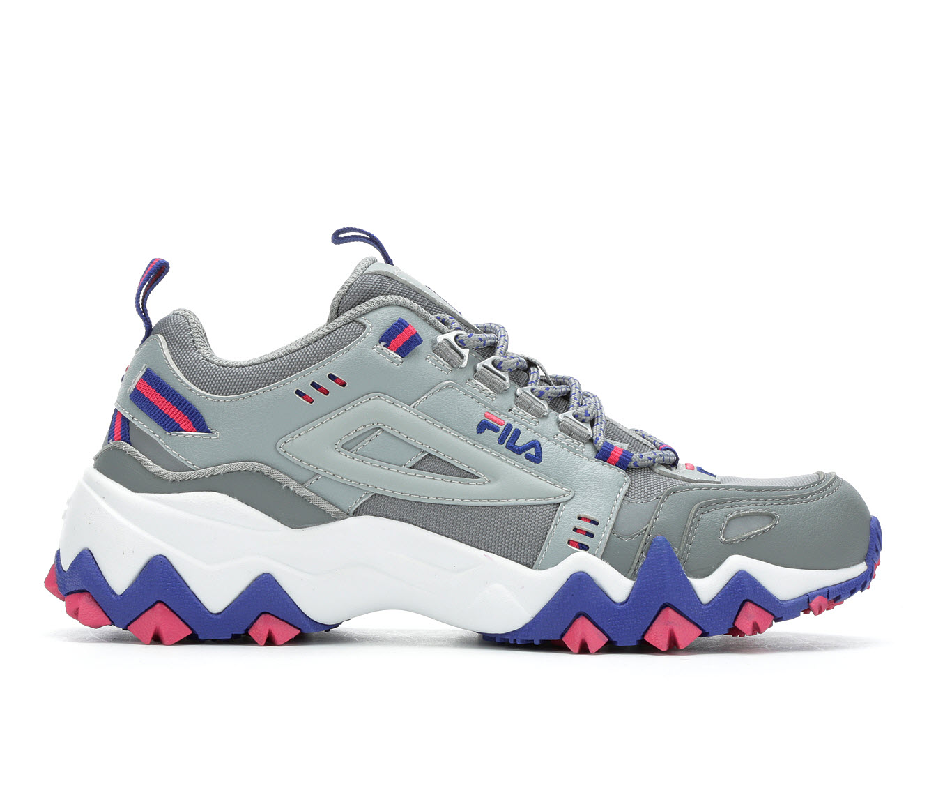 Fila Oakmont TR Women's Athletic Shoe (Gray)