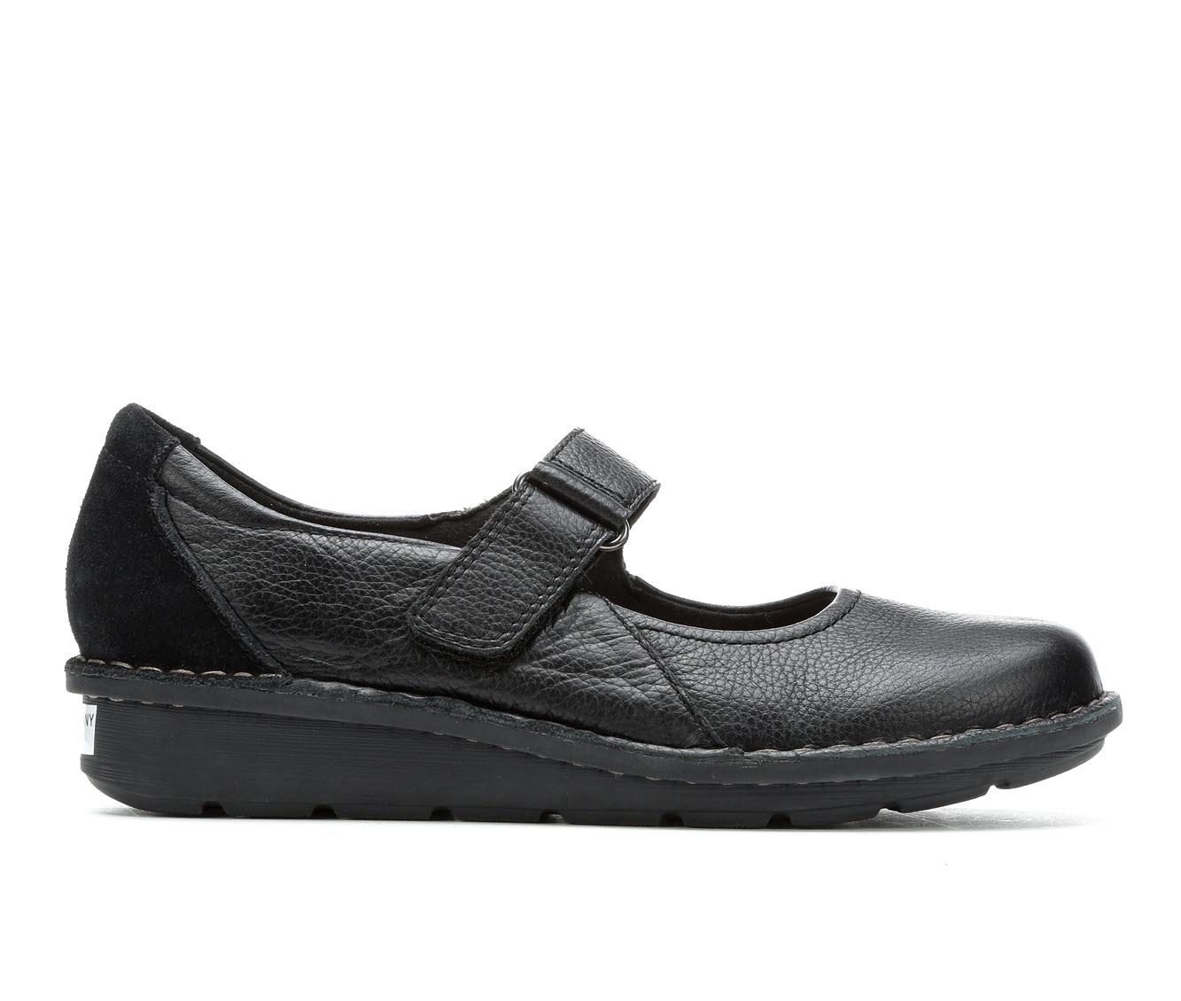 Clarks Michela Penny Women's Shoe (Black Leather)