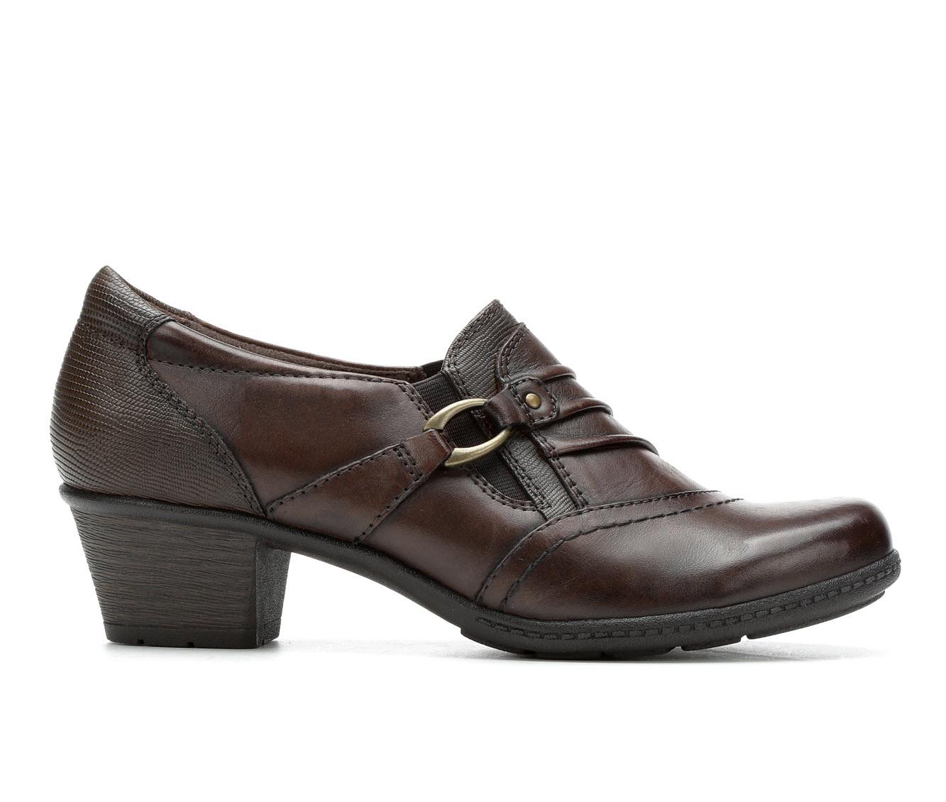 Earth Origins Mavis Women's Shoe (Brown Leather)