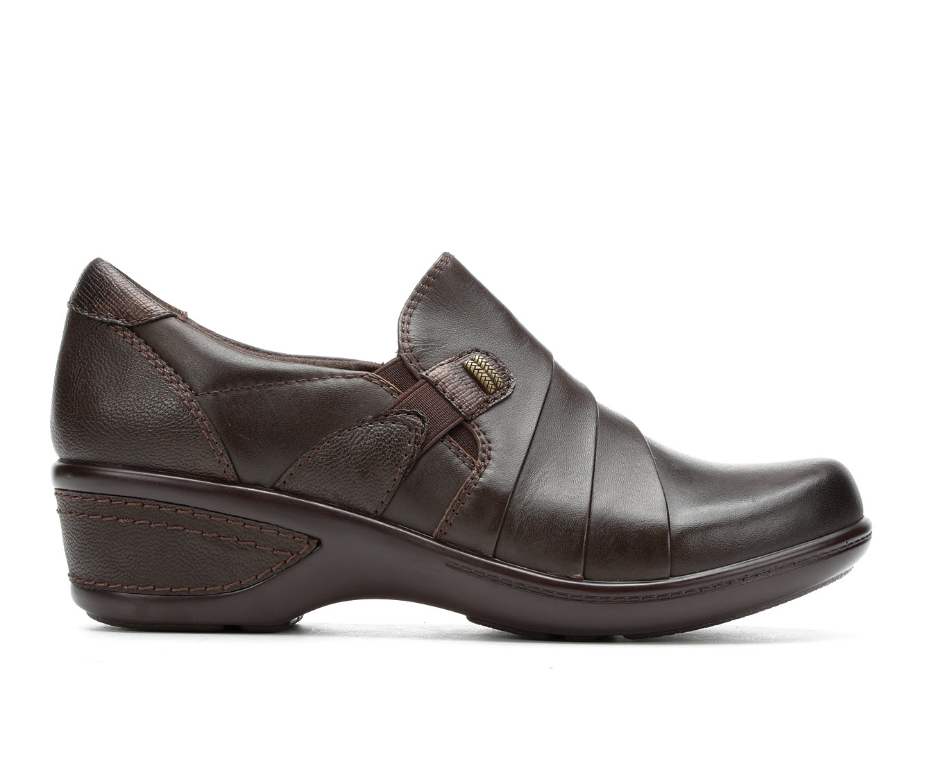 Earth Origins Fay Women's Shoe (Brown Leather)