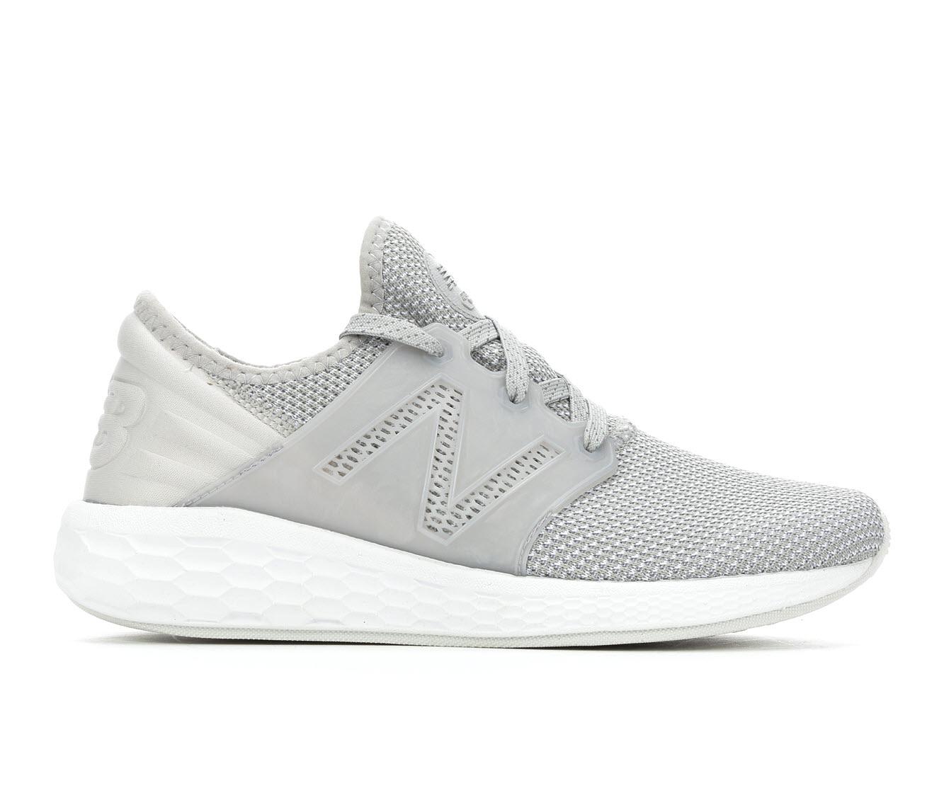 New Balance Cruz 2 Women's Athletic Shoe (Gray)