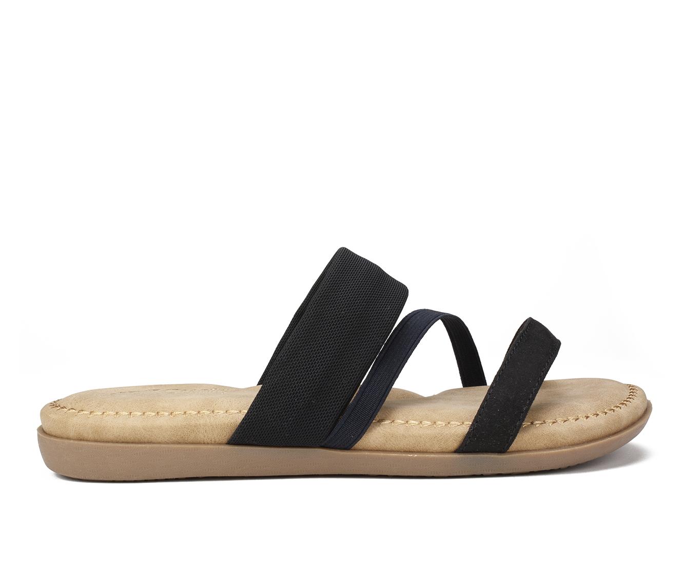 Cliffs Farris Women's Sandal (Black Canvas)