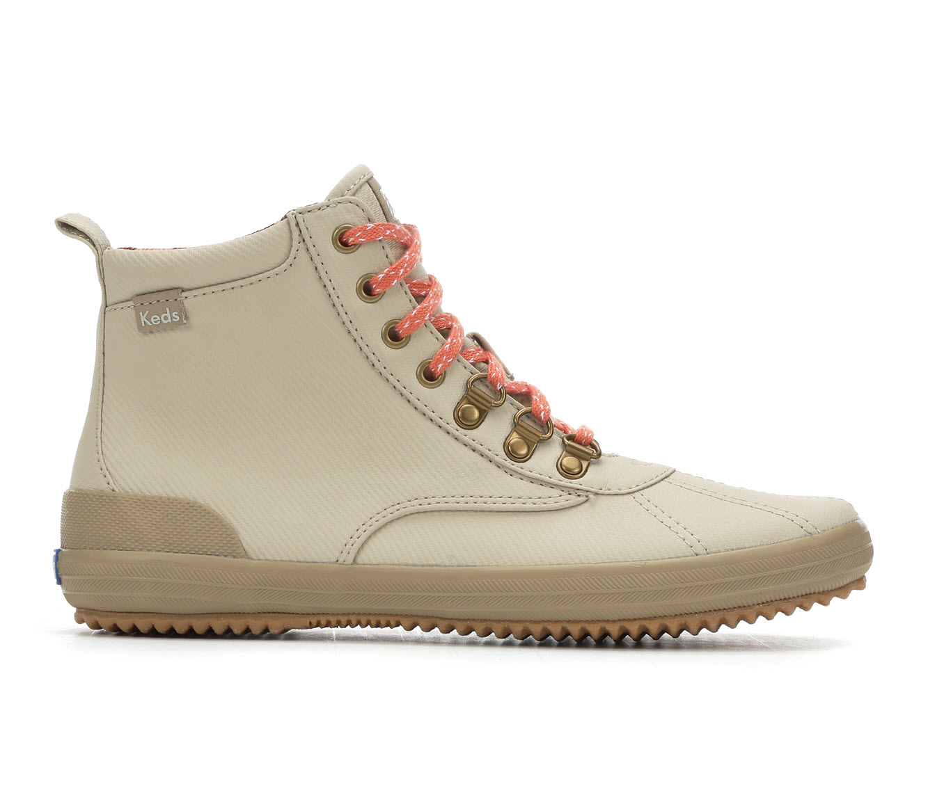 Keds Scout Boot II Women's Shoe (Beige Canvas)