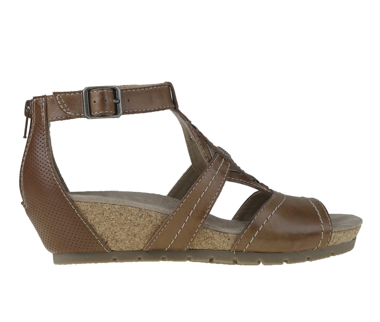 Earth Origins Kendra Kimber Women's Sandal (Beige Leather)