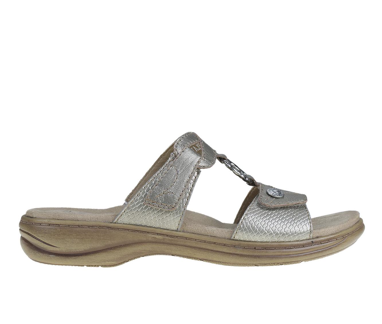 Earth Origins Stella Suzanne Women's Sandal (Gray Leather)
