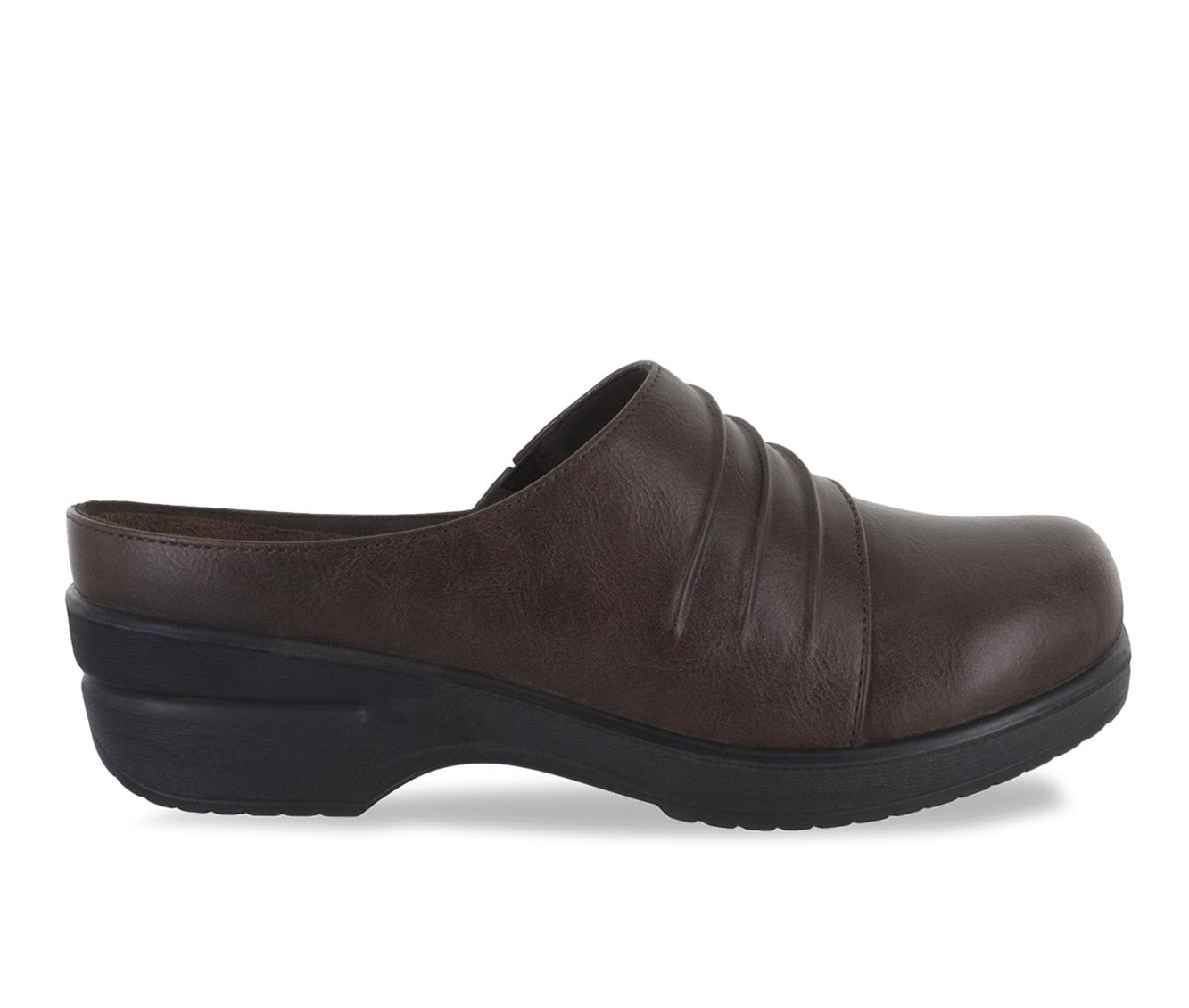 Easy Street Oren Women's Shoe (Brown Faux Leather)