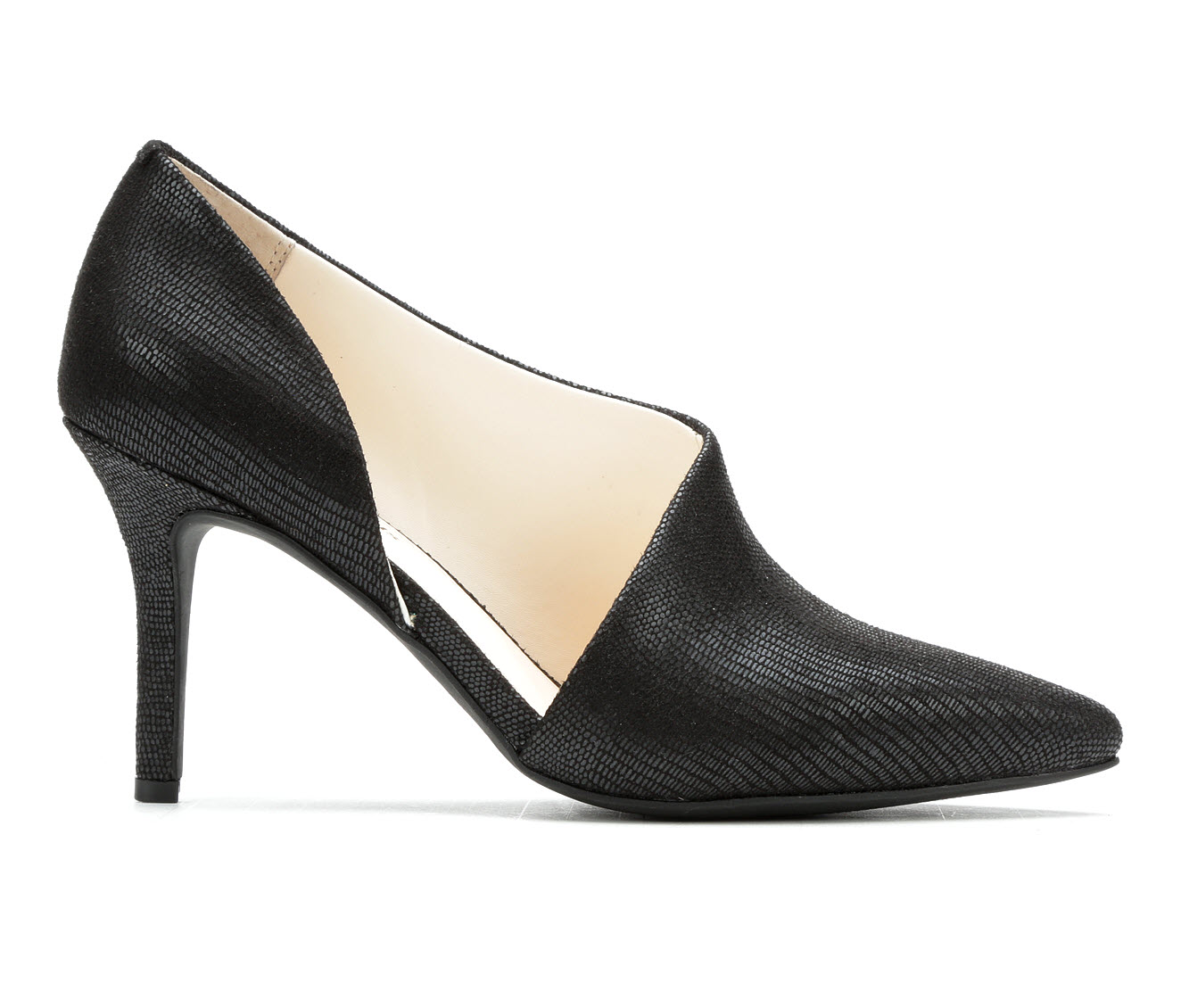 Seven Dials Shaylee Women's Dress Shoe (Black Canvas)