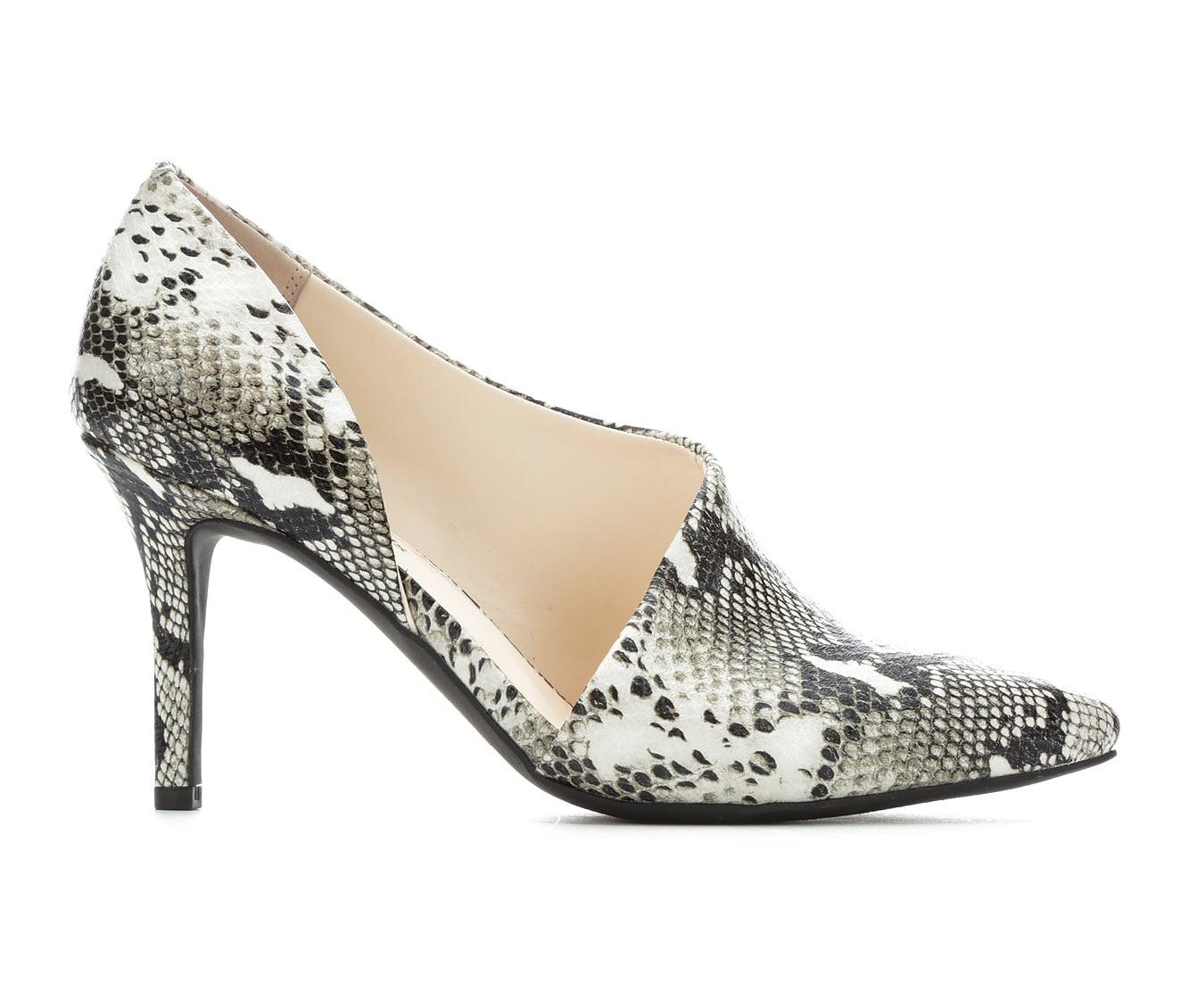 Seven Dials Shaylee Women's Dress Shoe (Gray Canvas)