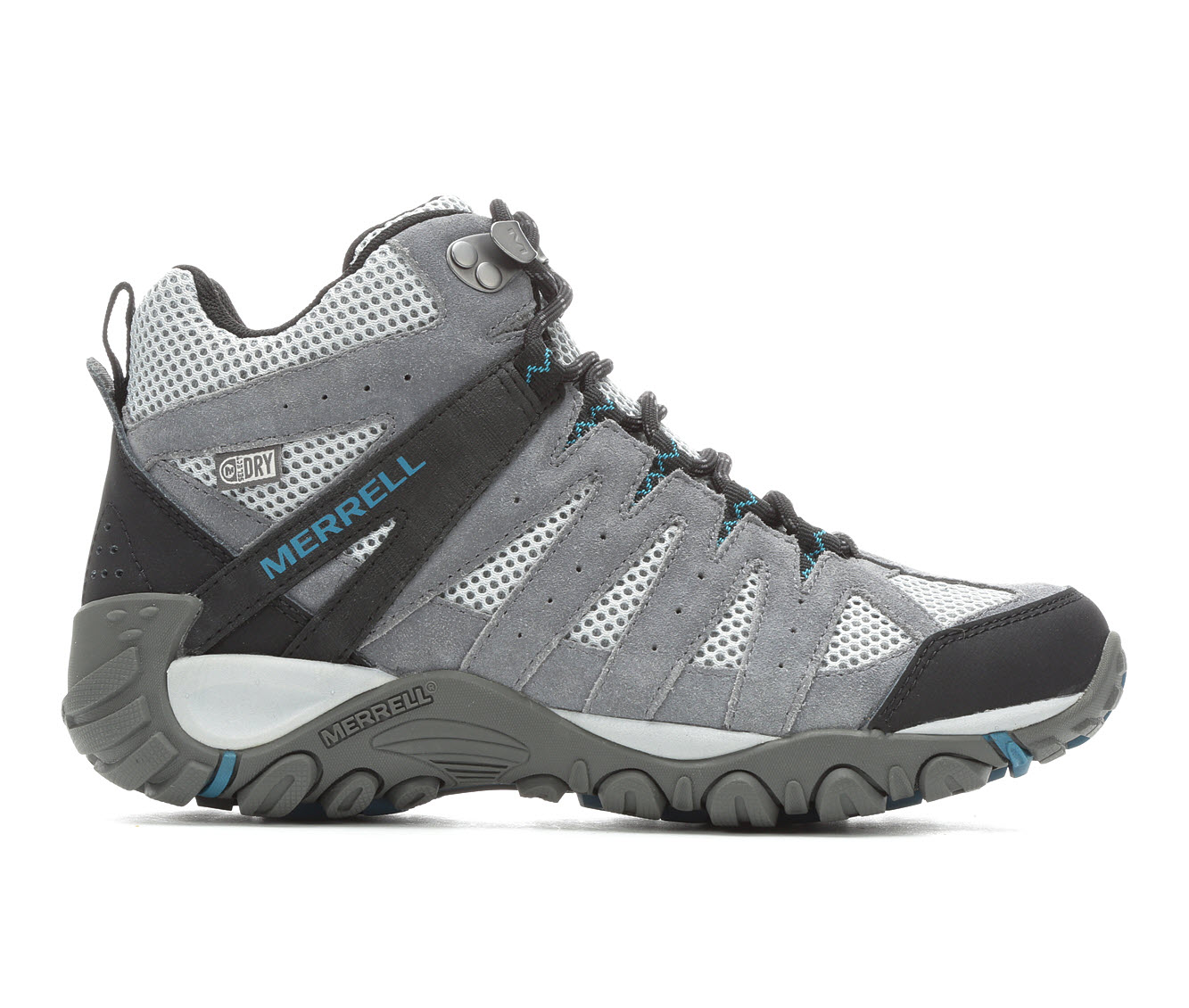 Merrell Accentor 2 mid WP Women's Shoe (Gray Leather)
